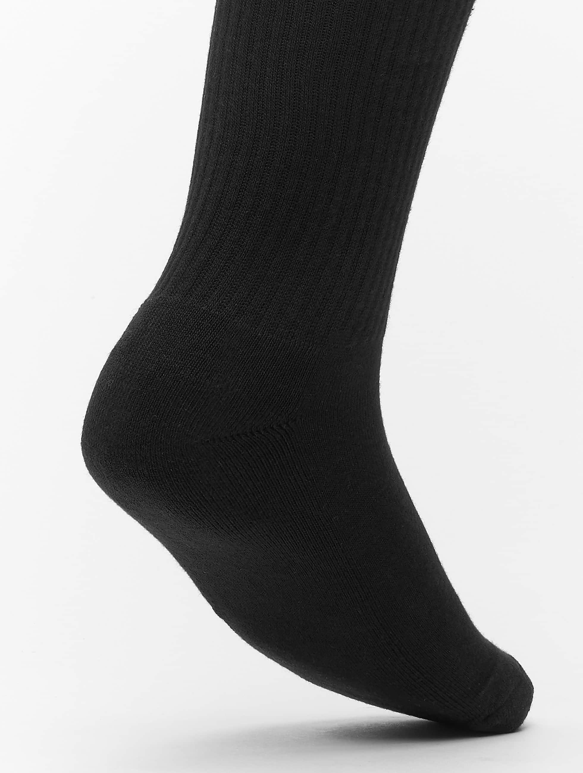 Famous Stars and Straps Socken Lettering schwarz