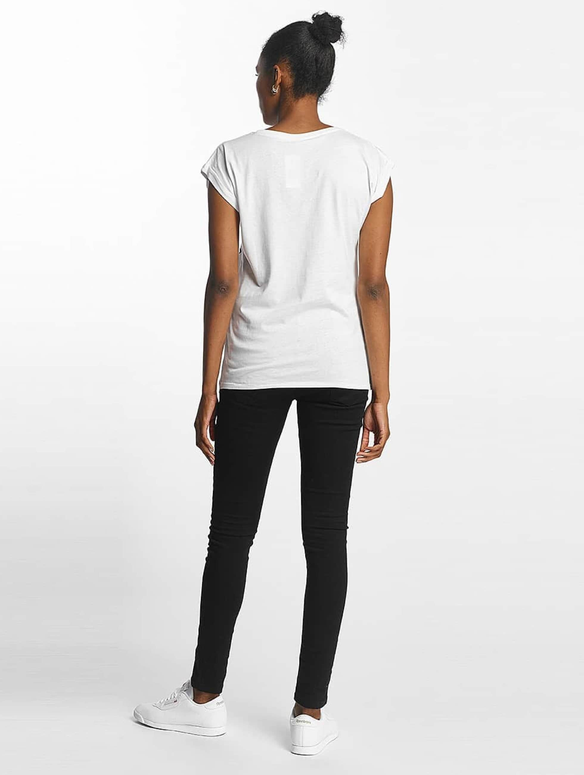 Famous Stars and Straps T-shirt CA bianco