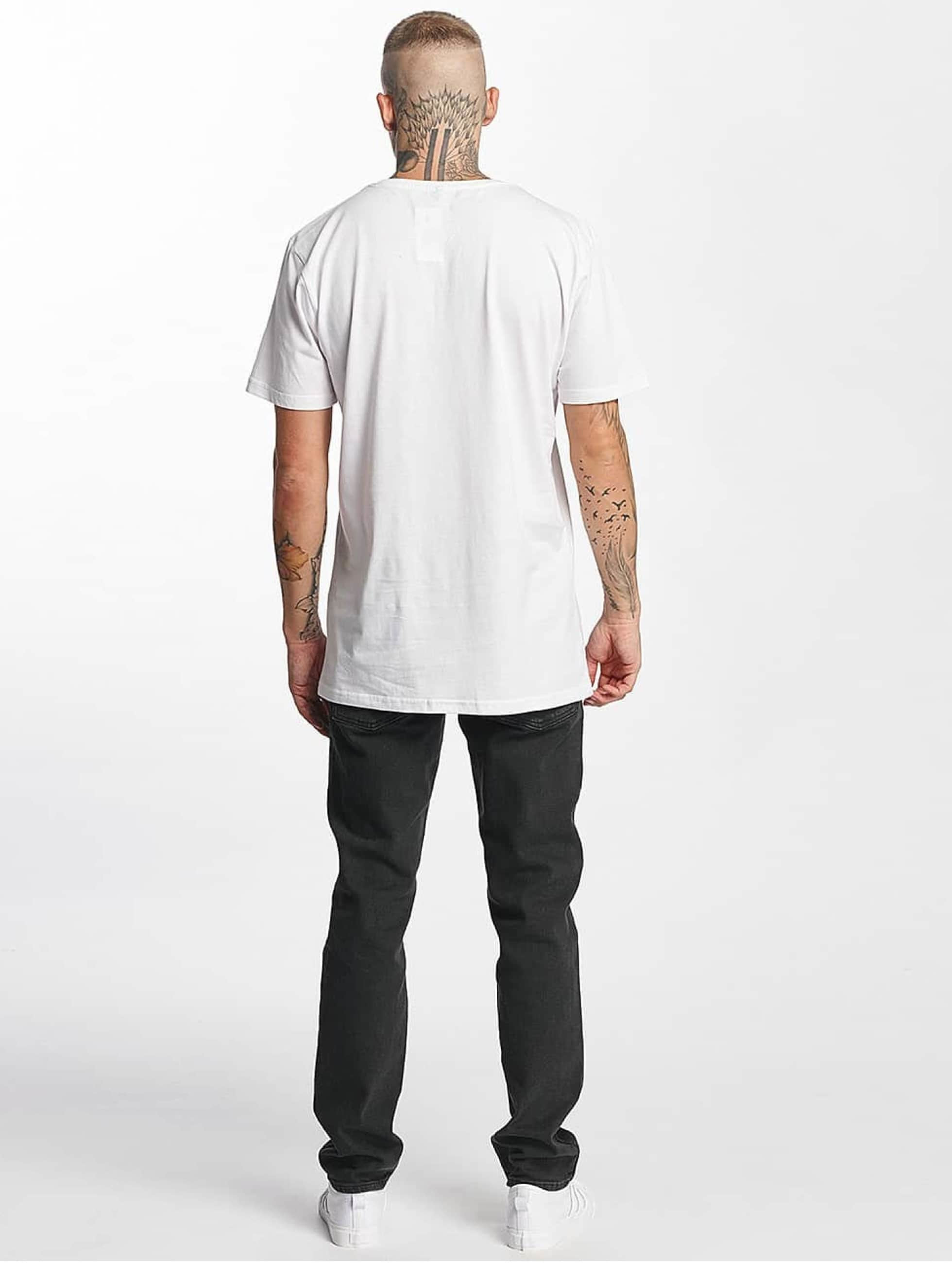 Famous Stars and Straps T-Shirt Rotten MSS white