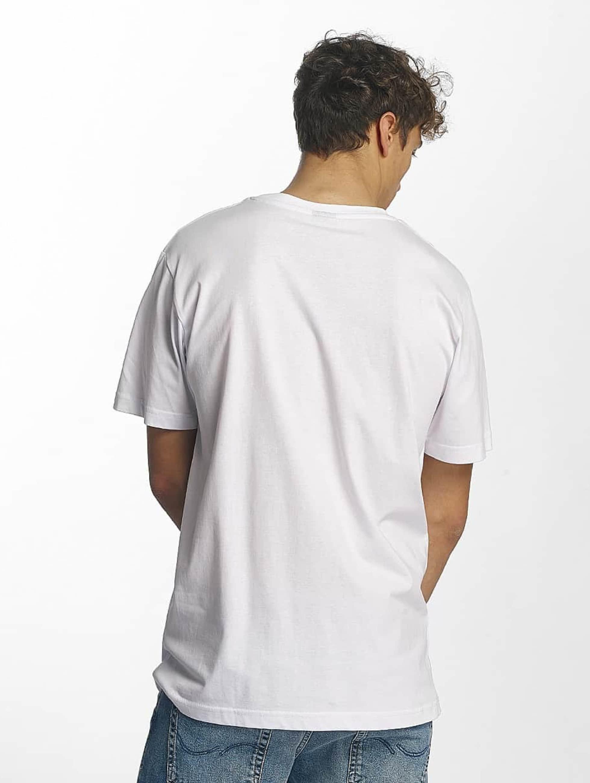 Famous Stars and Straps T-Shirt Famous Box Logo white