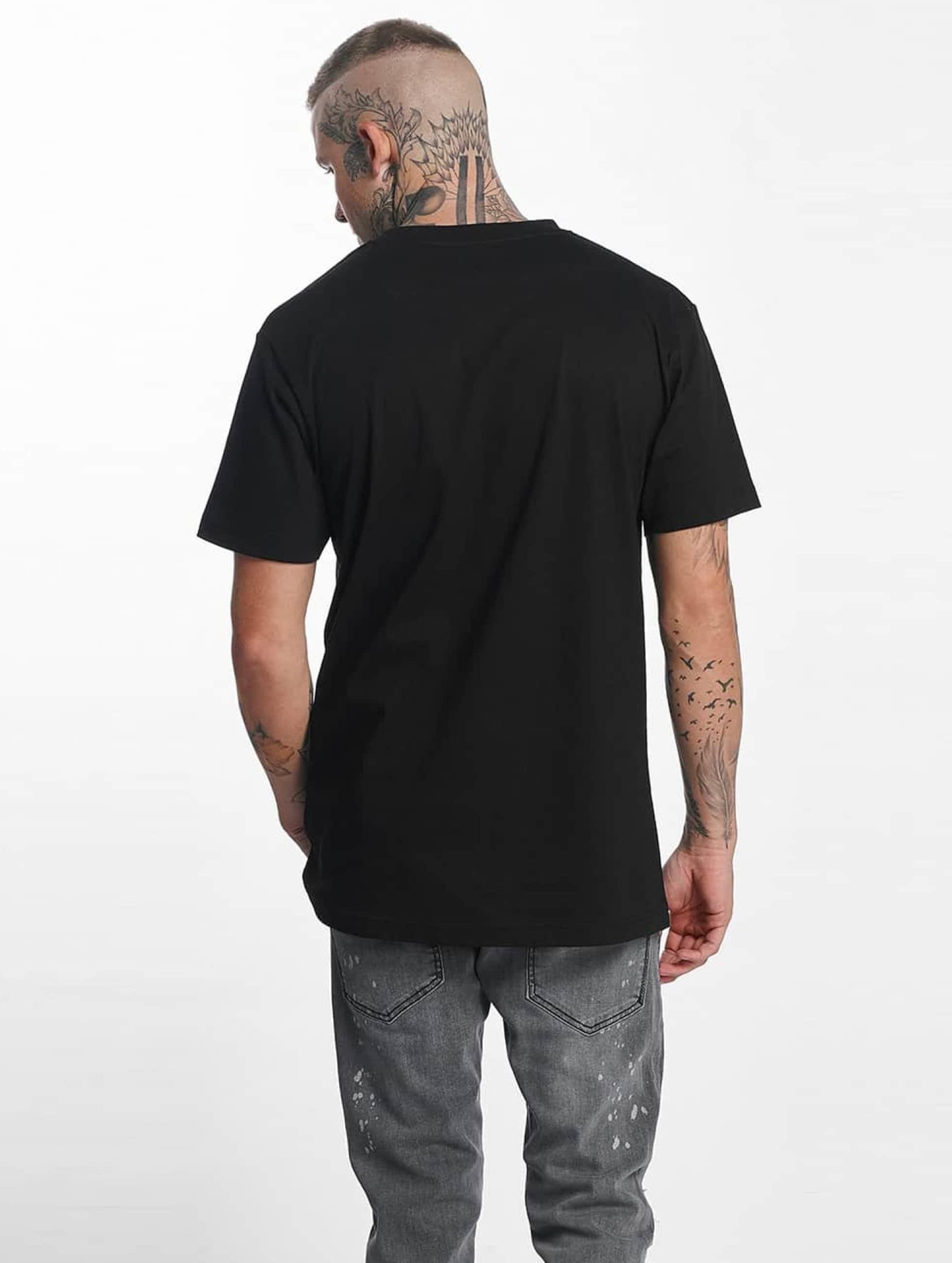 Famous Stars and Straps t-shirt Zone zwart