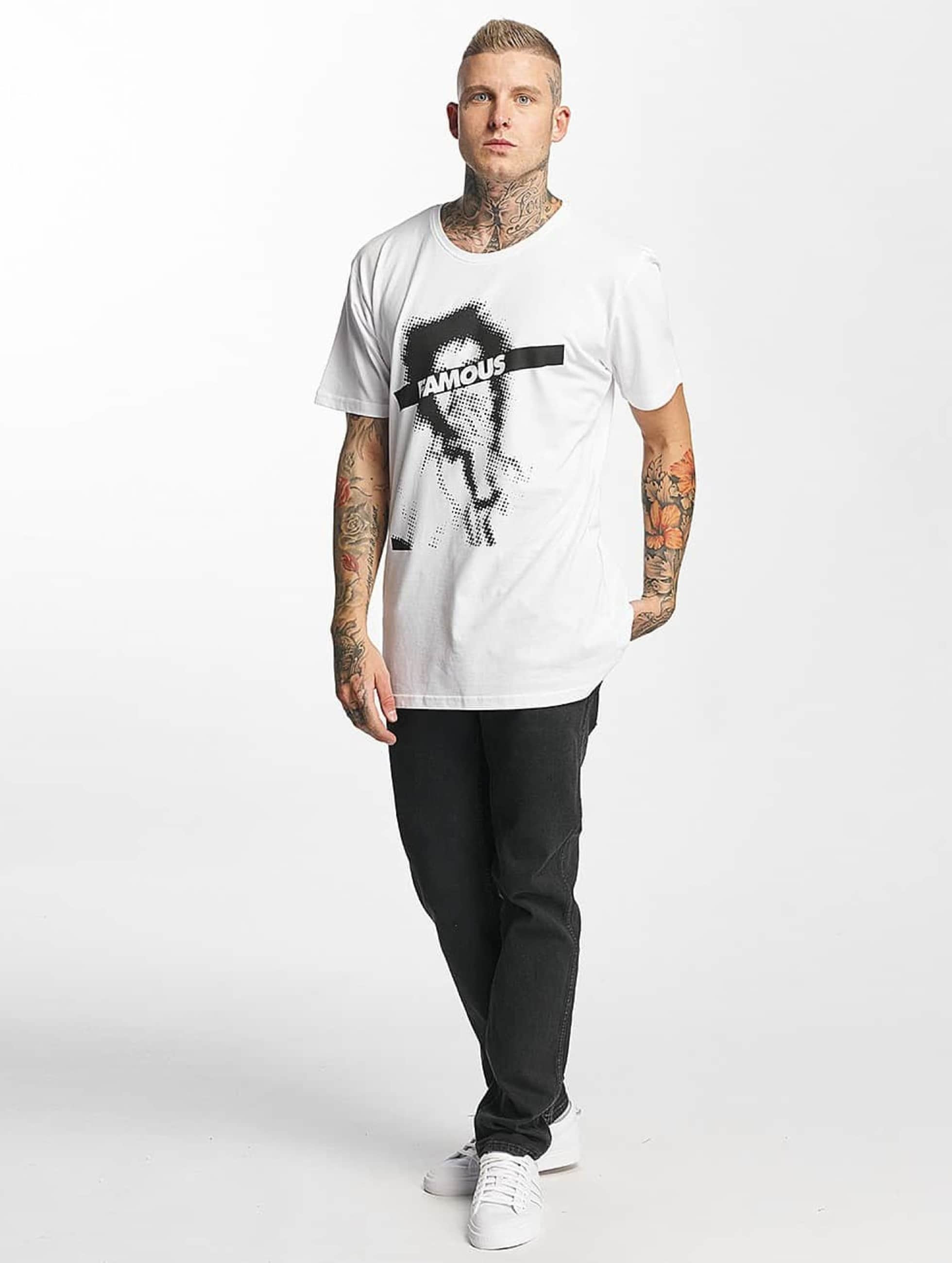Famous Stars and Straps T-Shirty Rotten MSS bialy