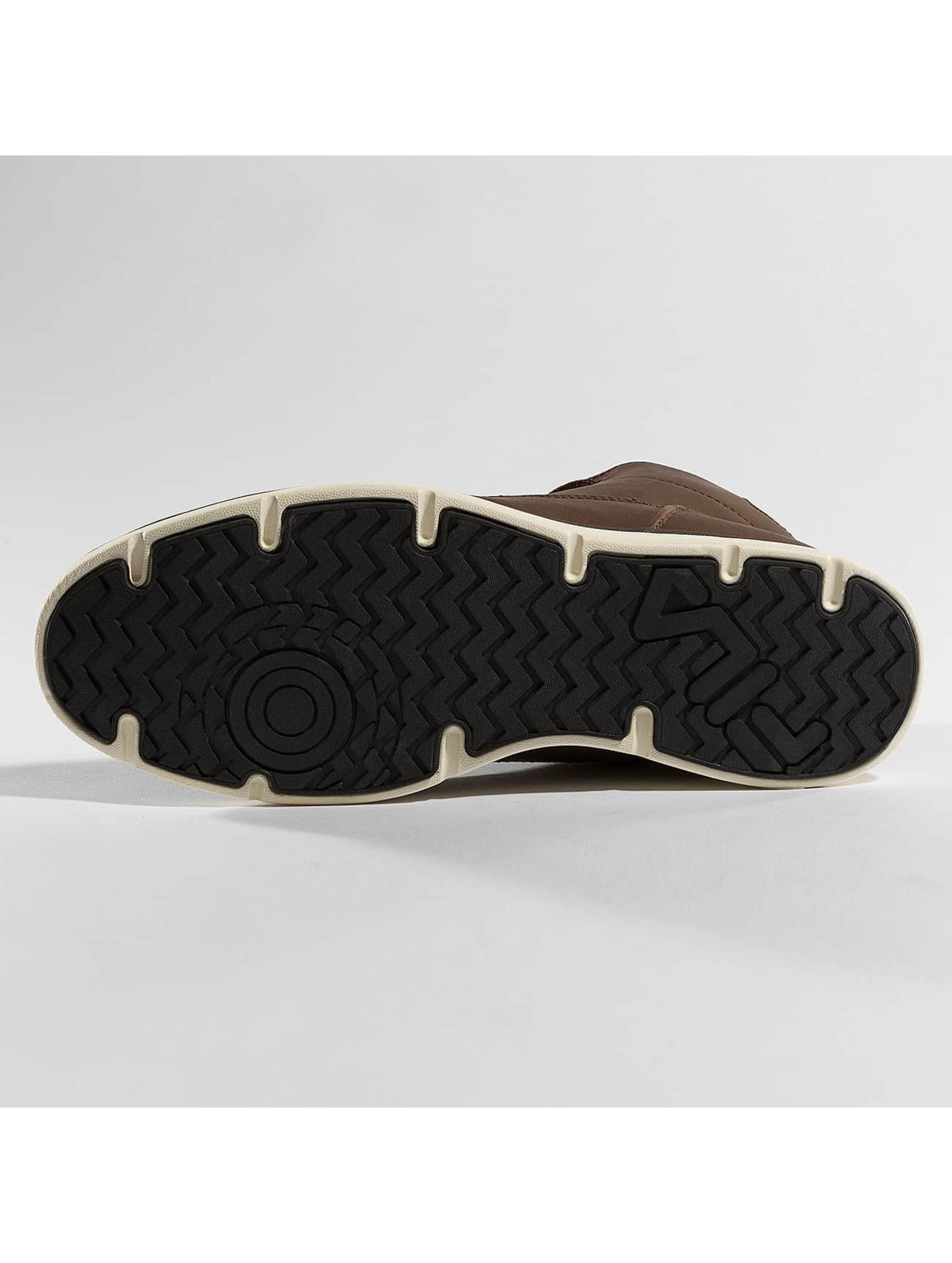 FILA Ботинки Base Lance Mid коричневый