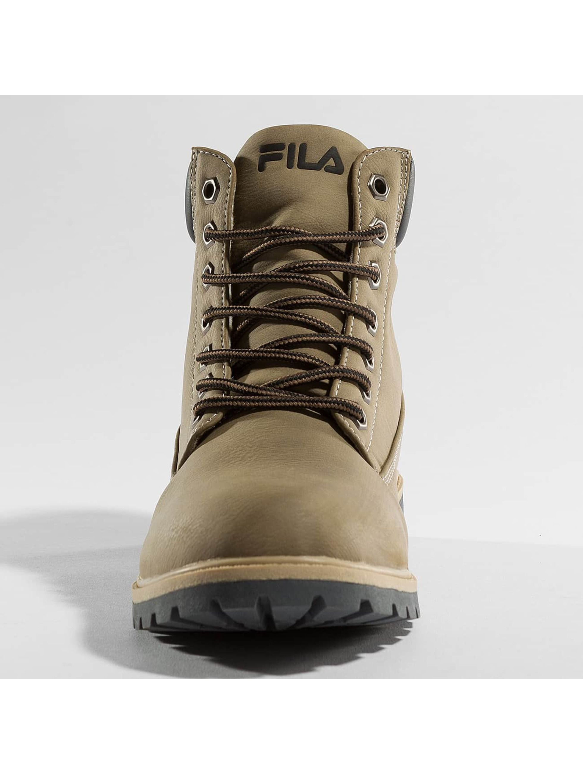 FILA Ботинки Base Maverick Mid коричневый