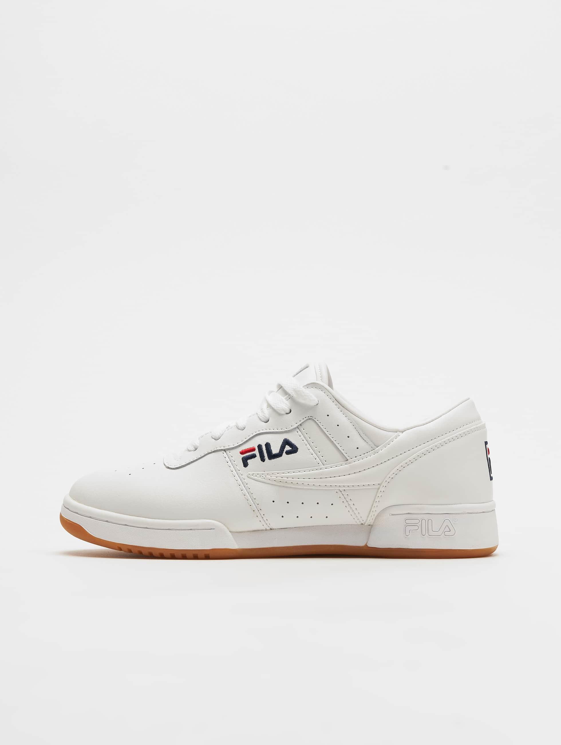 FILA Сникеры Heritage Original Fitness Low белый