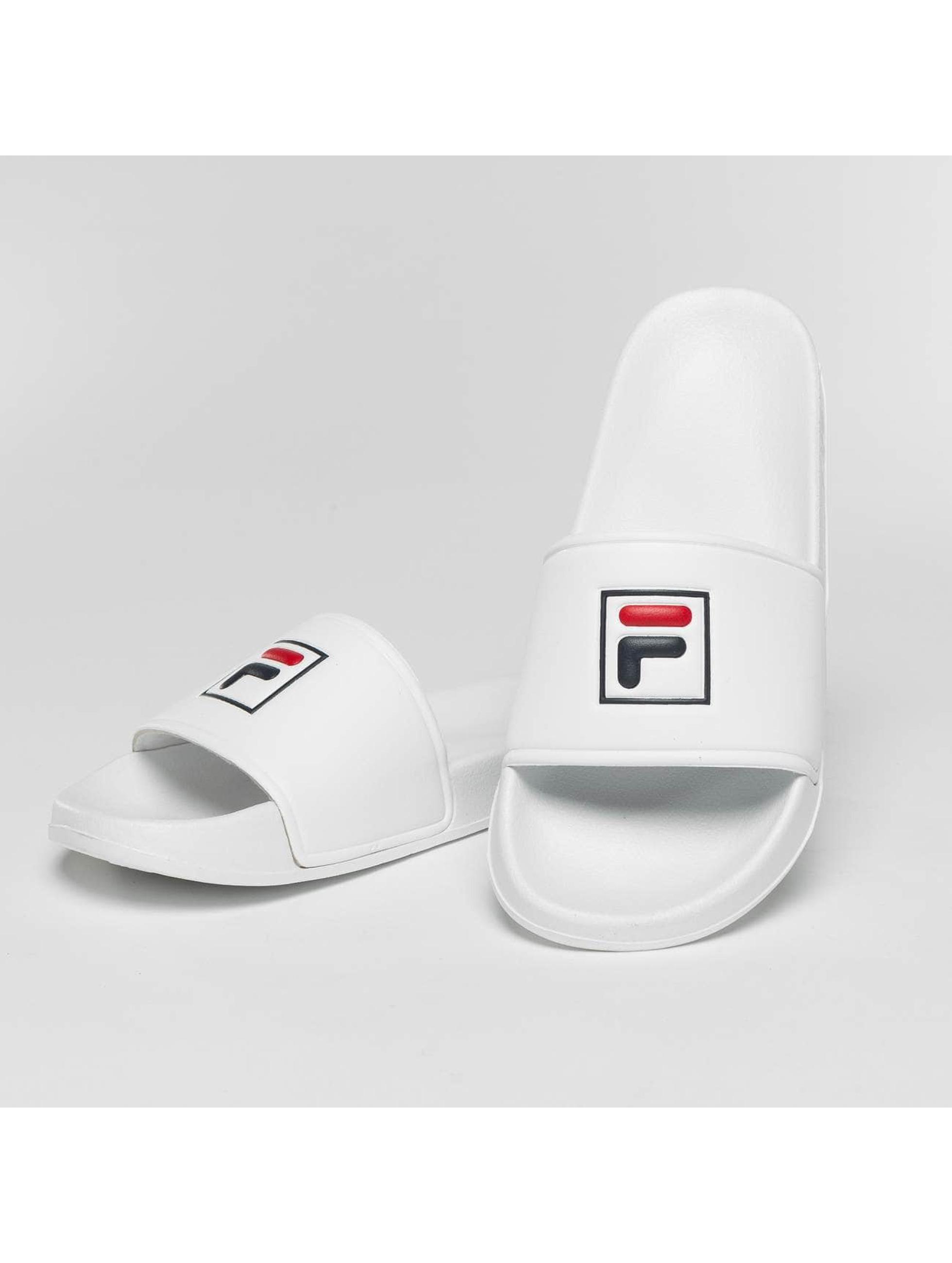 FILA Badesko/sandaler Base Palm Beach hvit