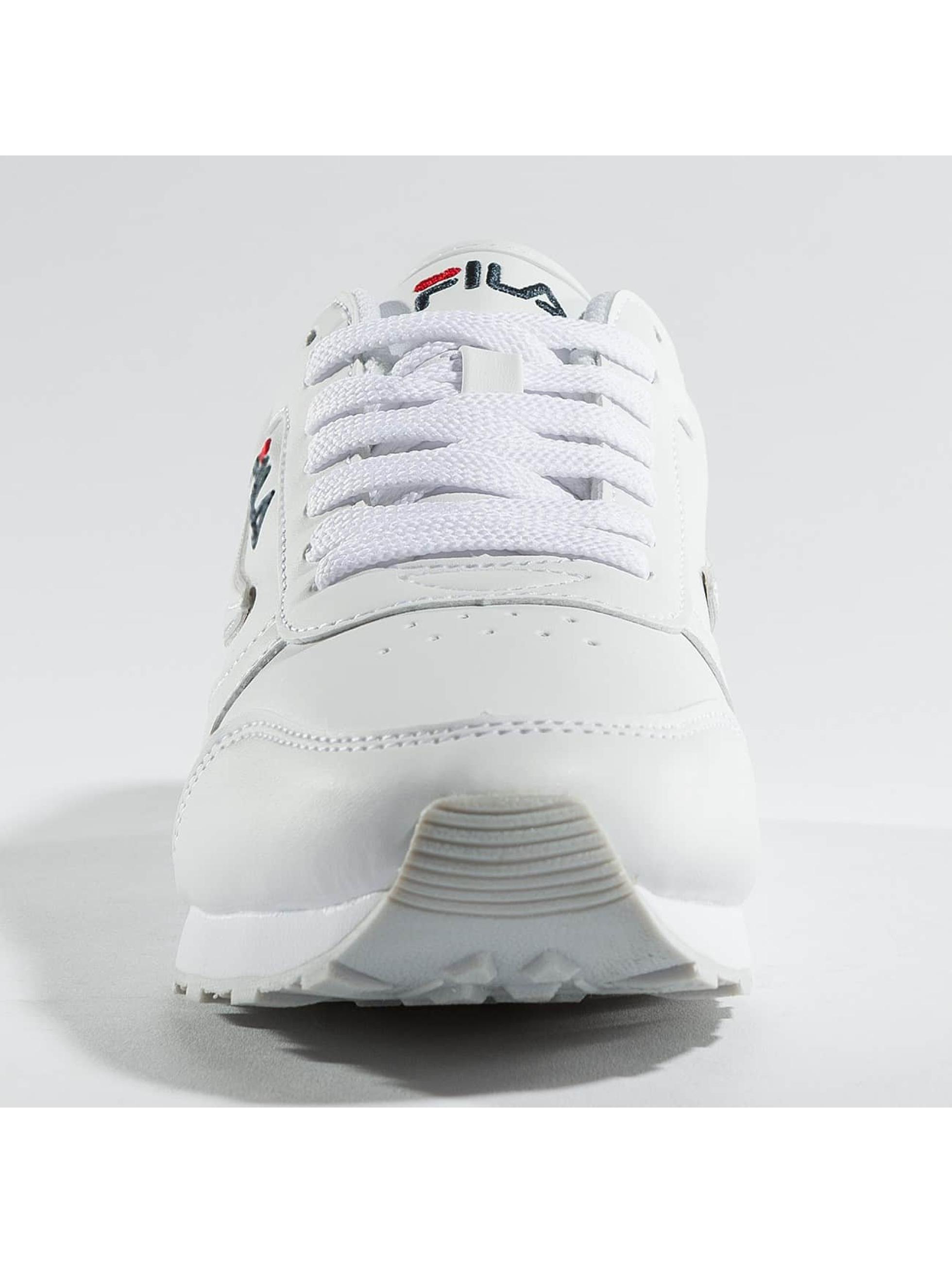 FILA Baskets Orbit Low blanc