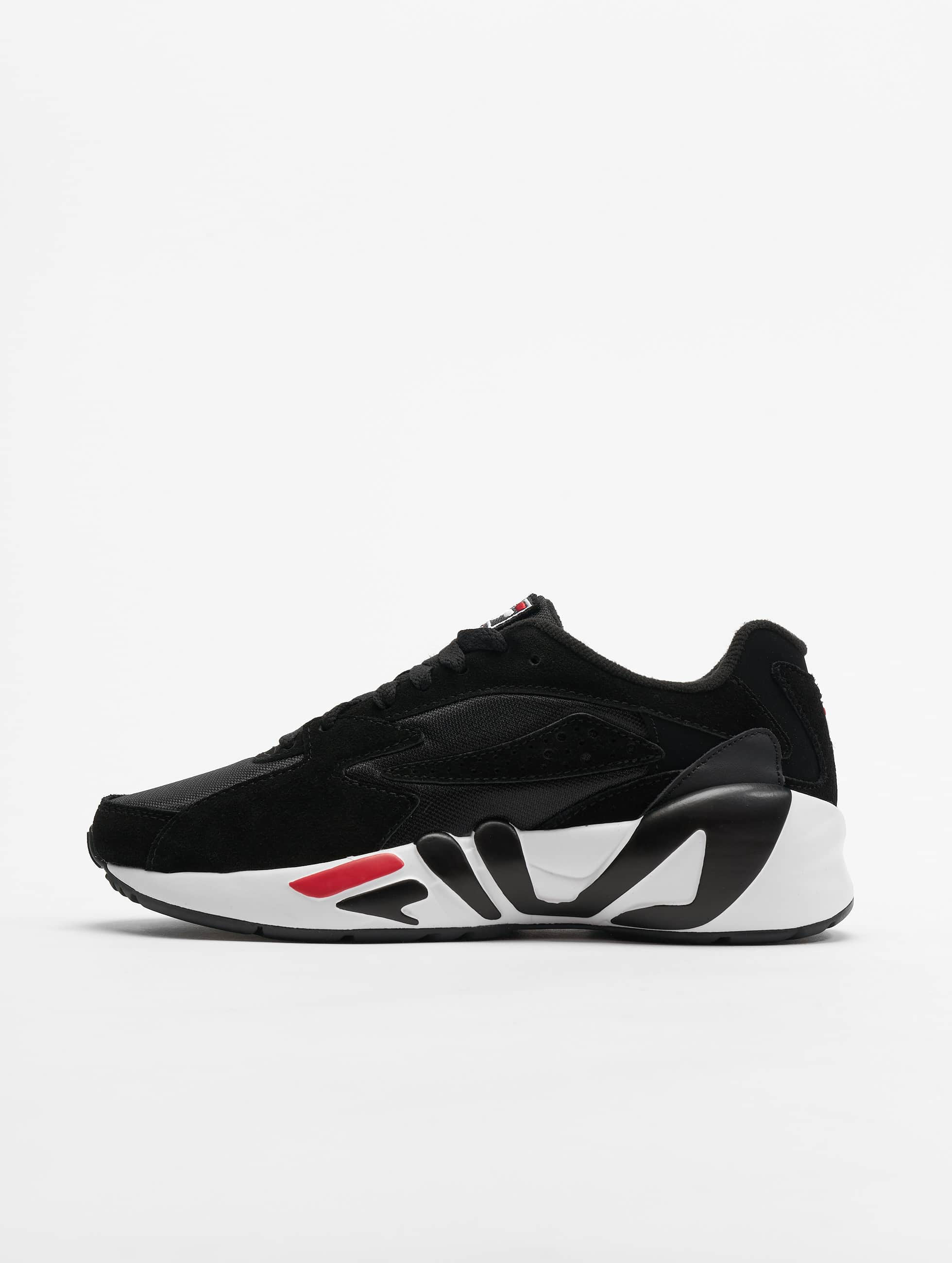 Mindblower Heritage Sneakers Fila Blackwhitefila Red 9WEDHIY2