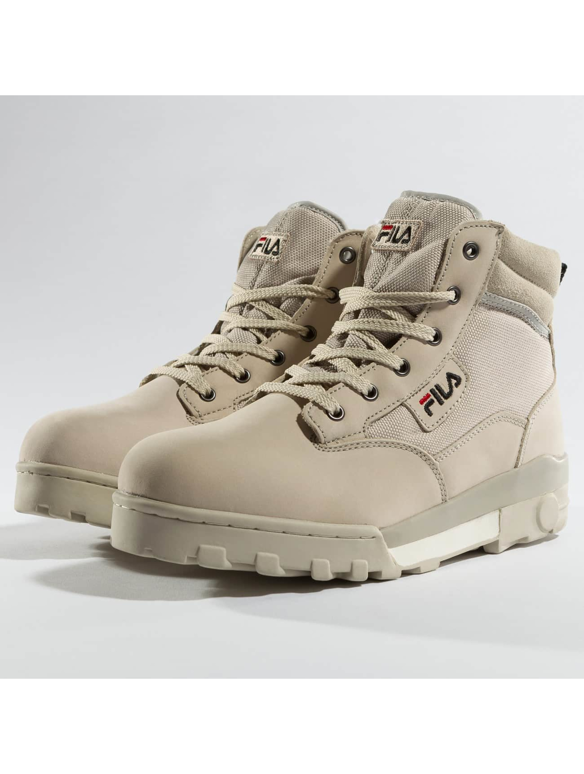 fila herren boots heritage grunge mid in beige 392097. Black Bedroom Furniture Sets. Home Design Ideas