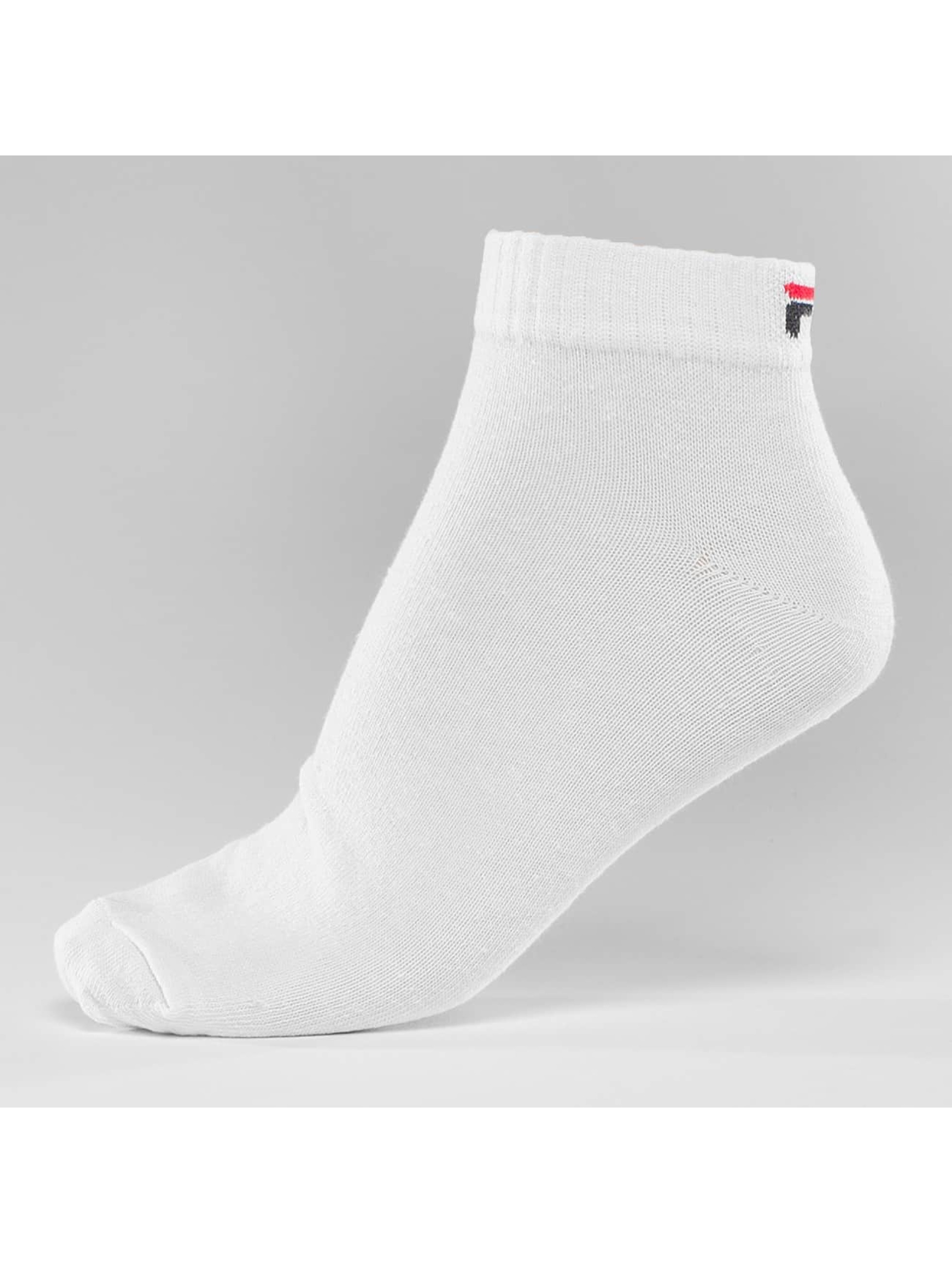 FILA Calcetines 3-Pack Training blanco