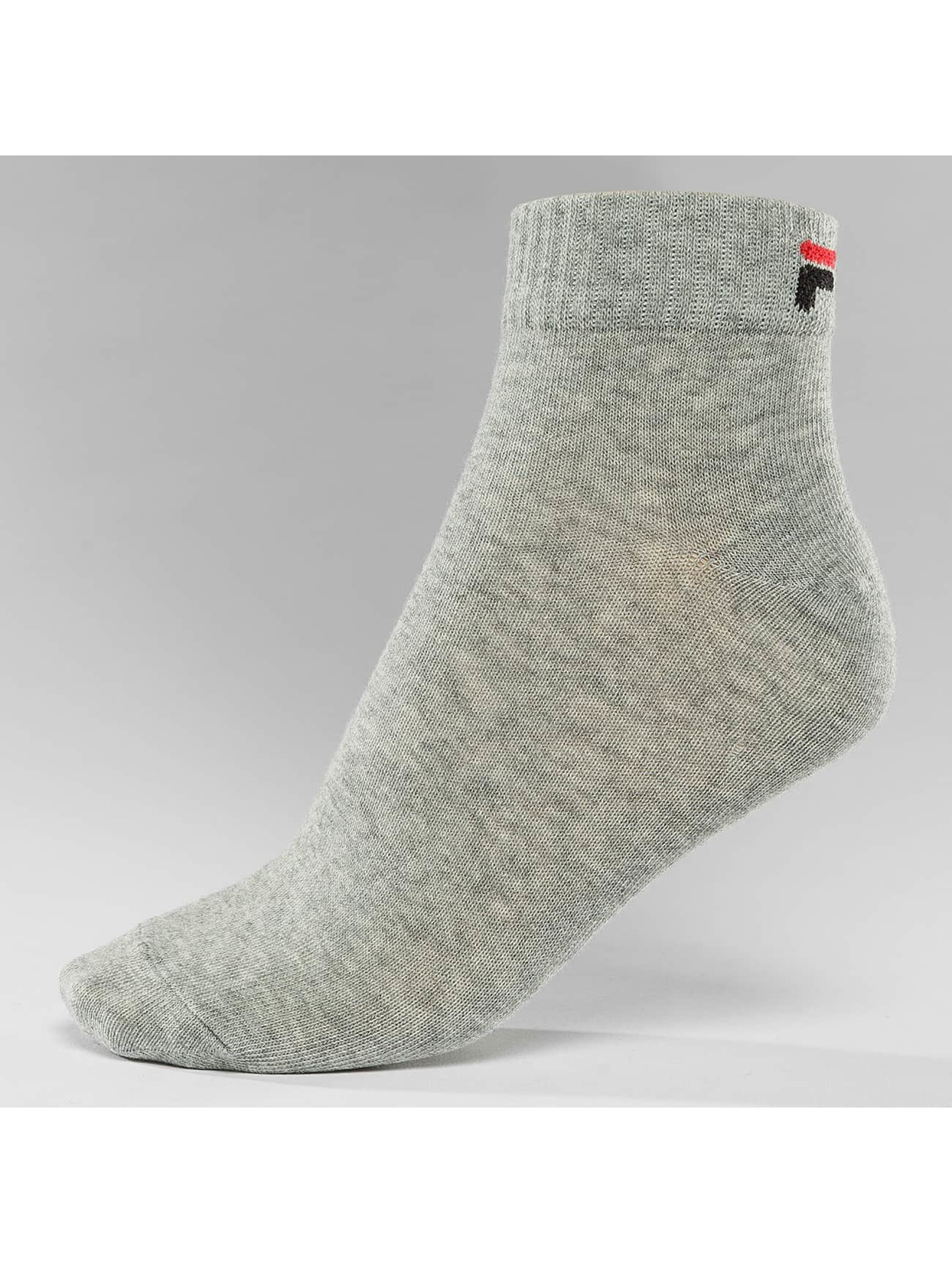 FILA Calcetines 3-Pack Training gris