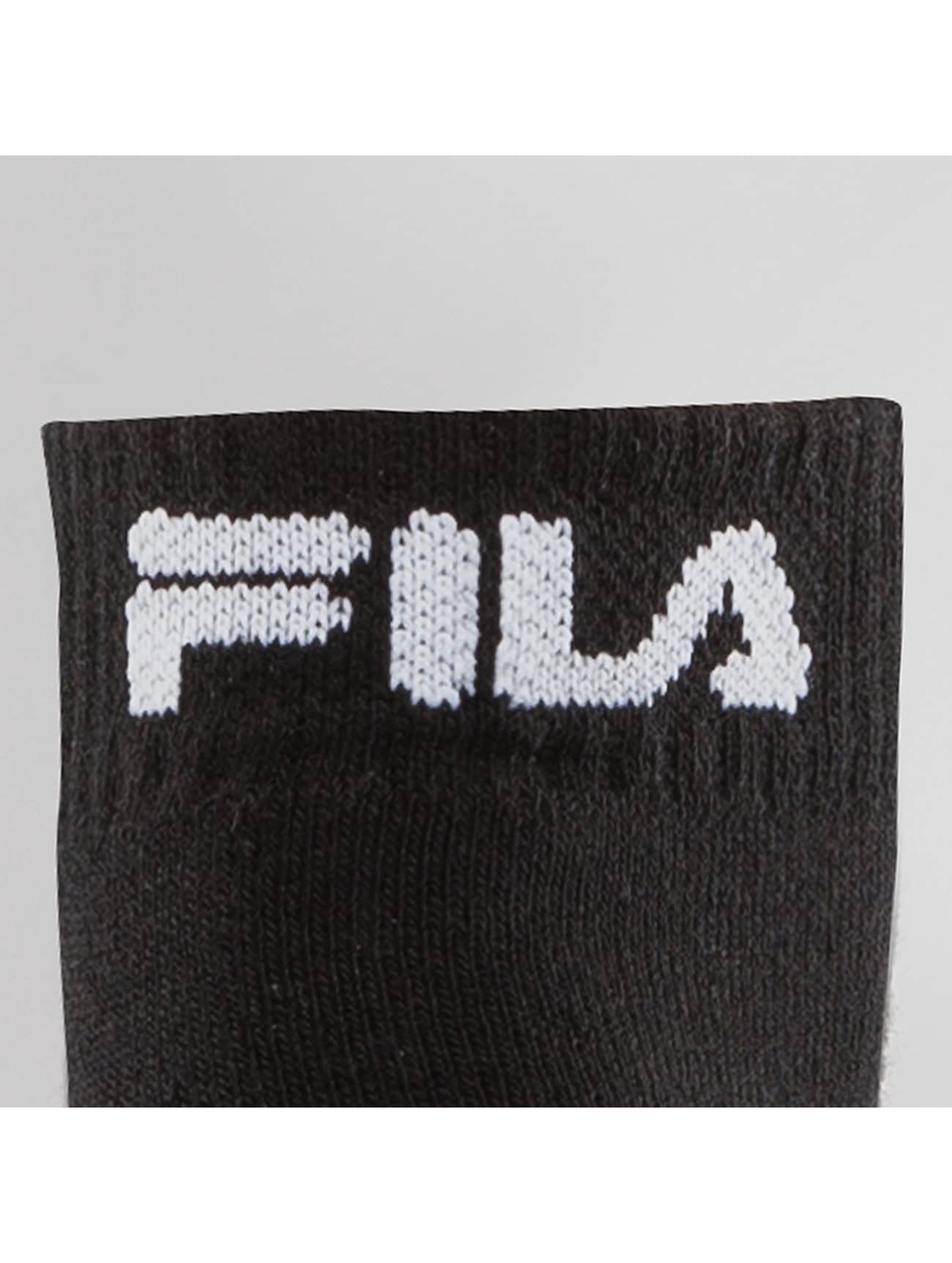 FILA Calzino 3-Pack nero