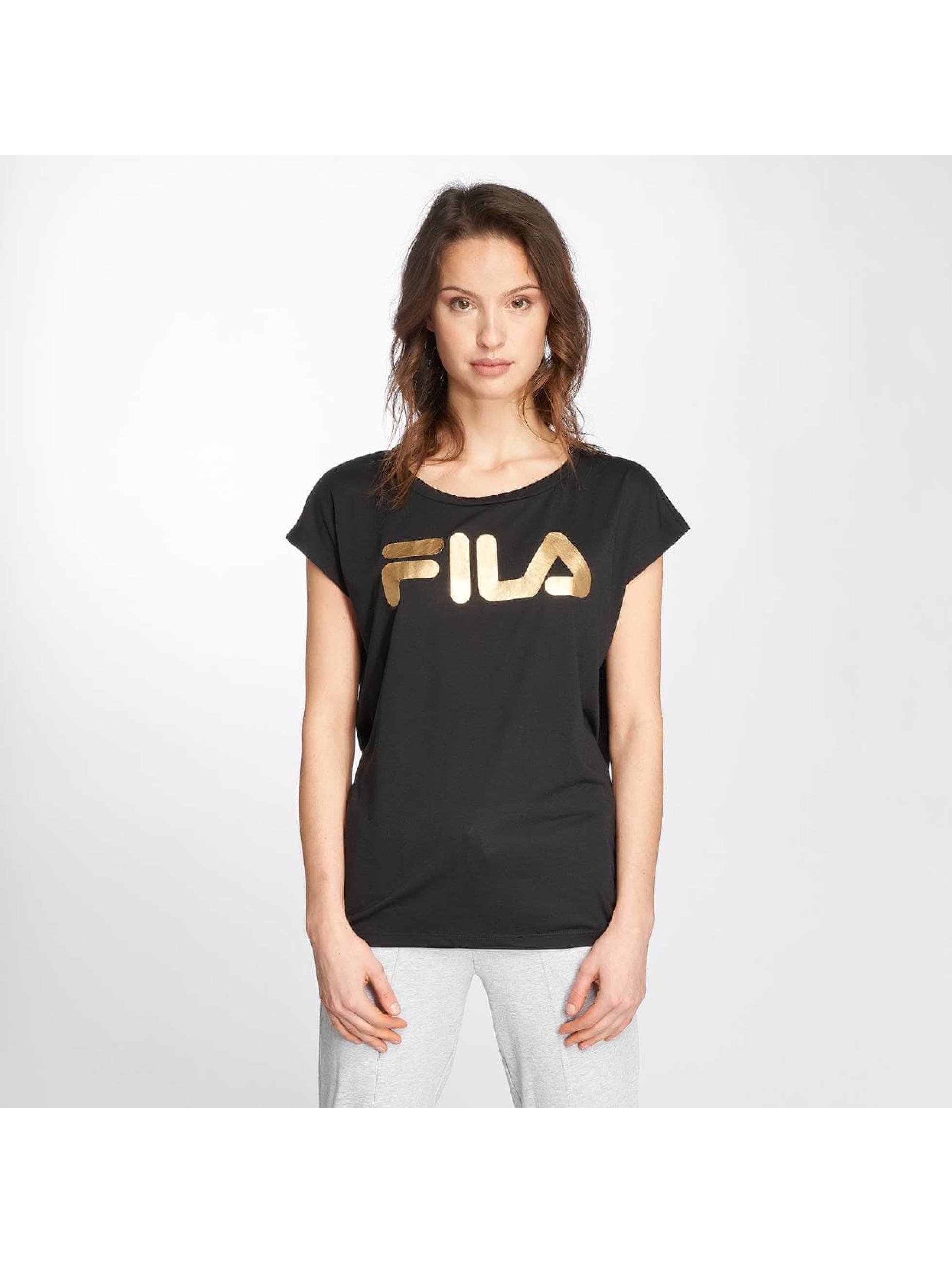 FILA Camiseta Tall Sora negro
