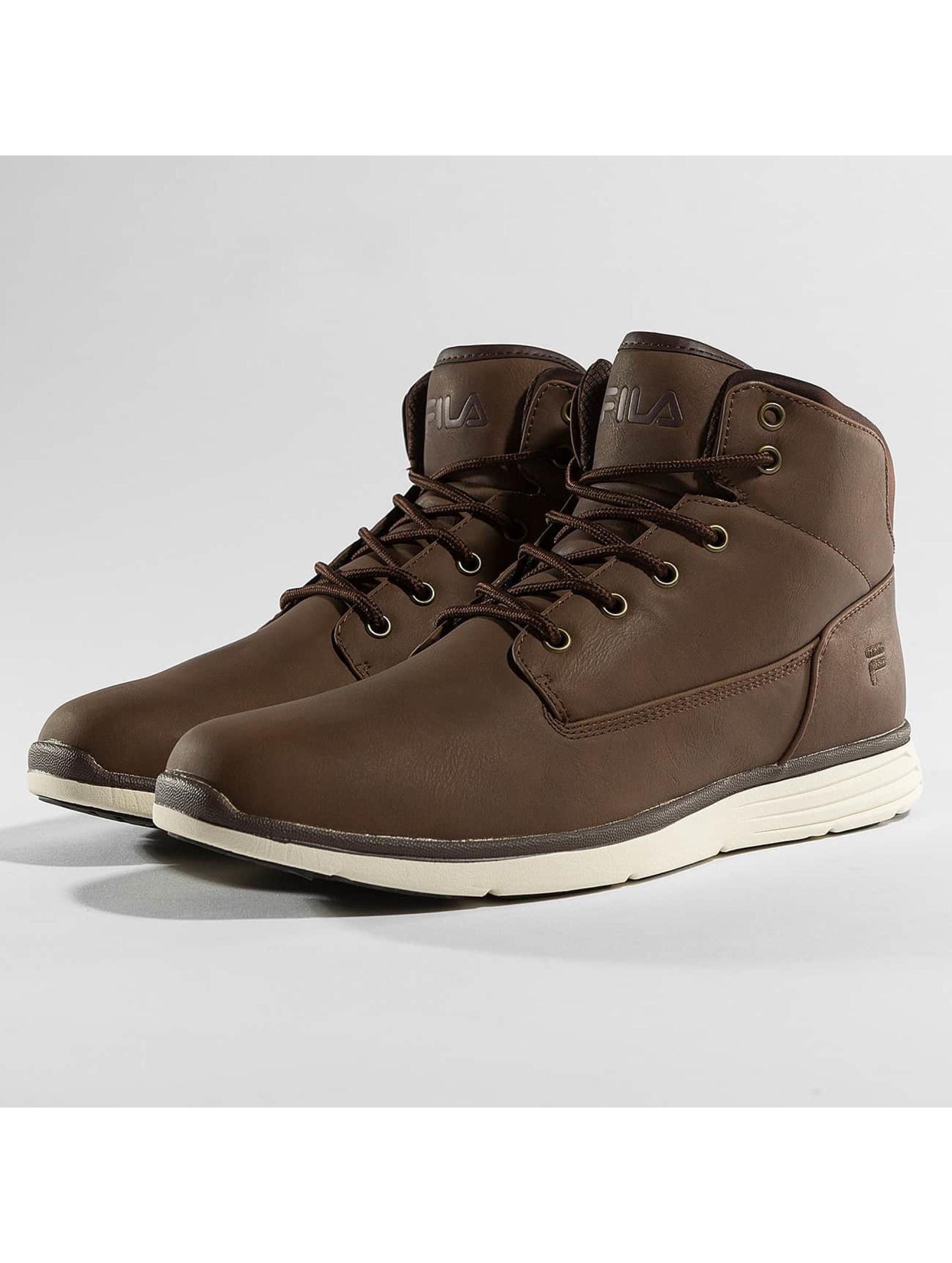 FILA Chaussures montantes Base Lance Mid brun