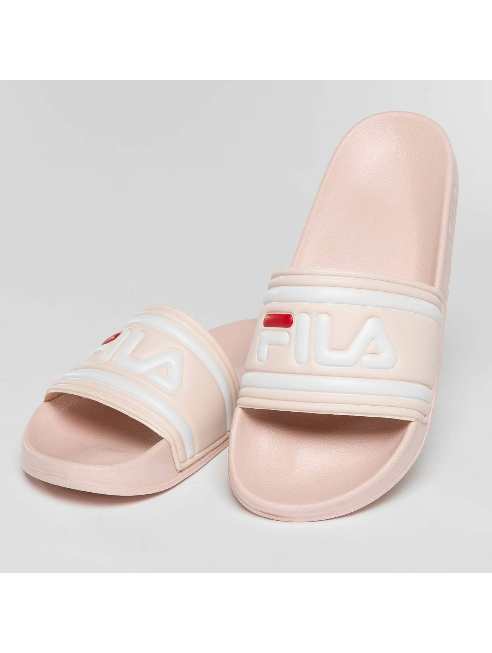 FILA Claquettes & Sandales Base Morro Bay Slippers rose