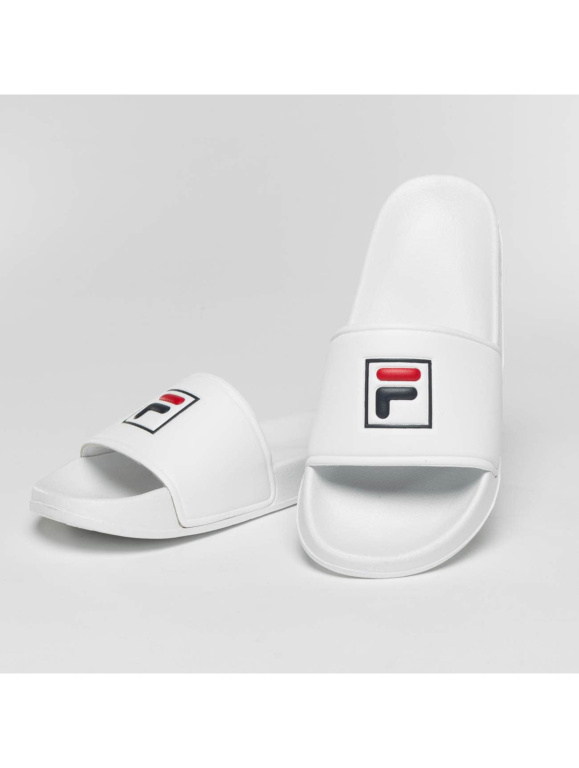 FILA Japonki Base Palm Beach bialy