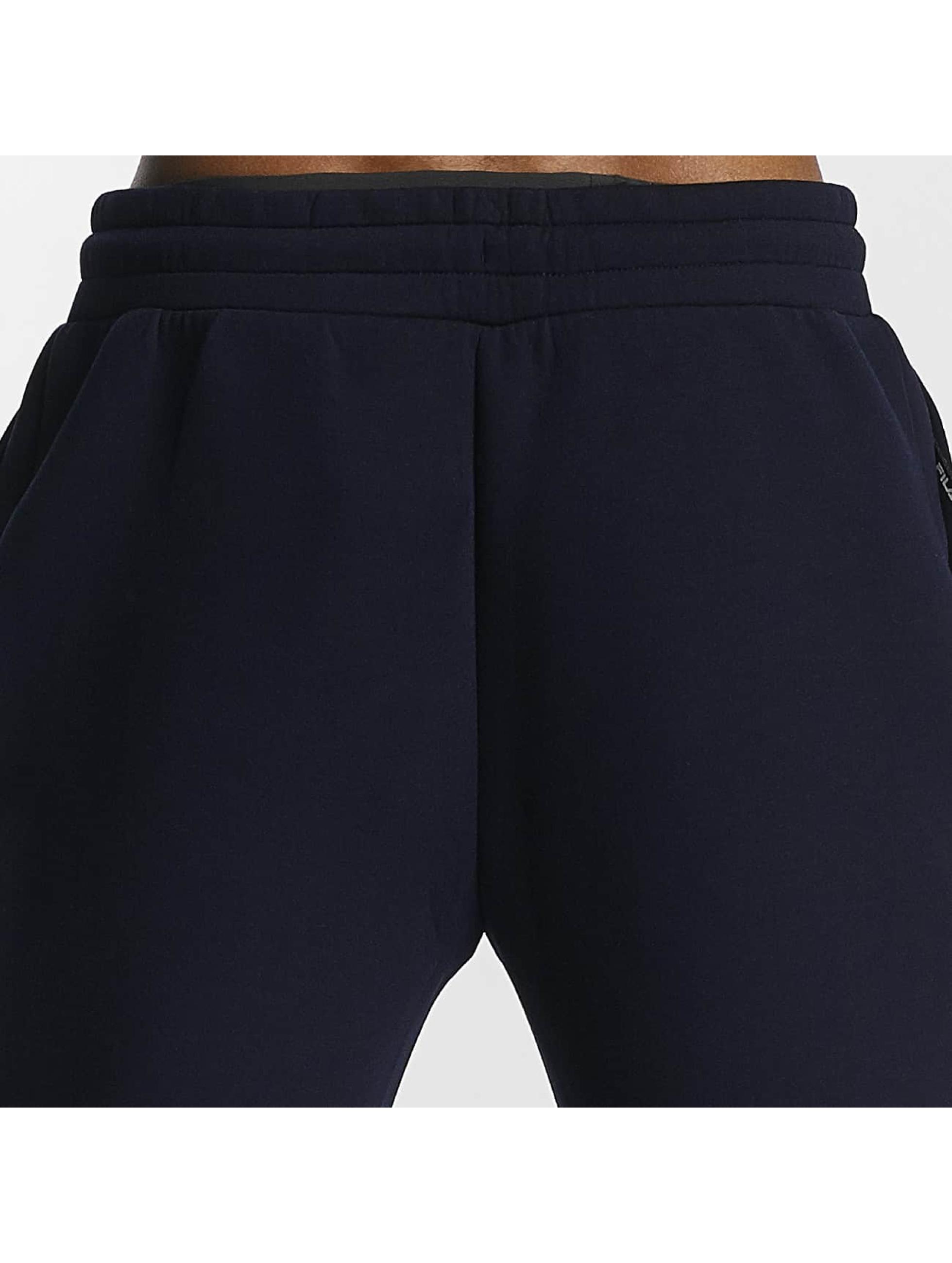FILA joggingbroek Black Line Jude blauw
