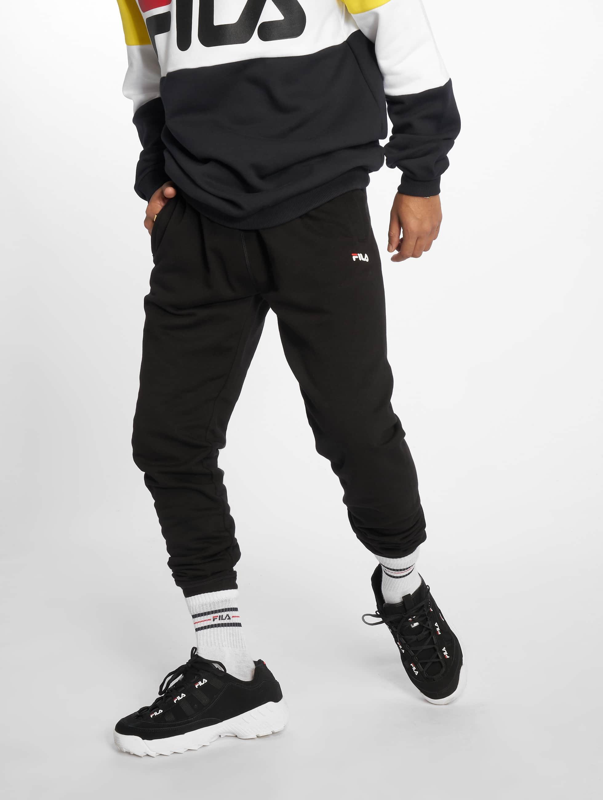 f7543911dc7 FILA broek / joggingbroek Pure in zwart 632741