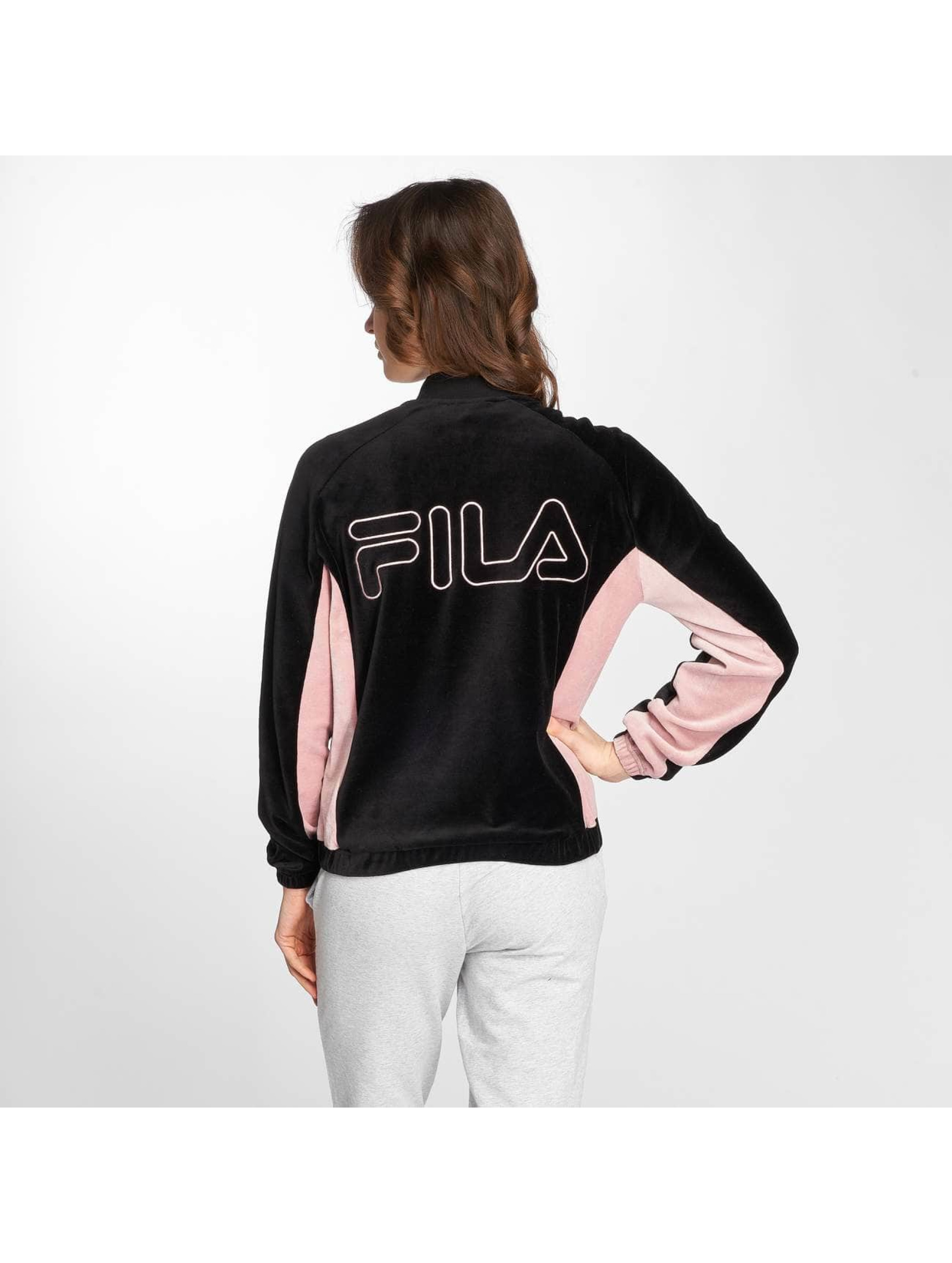 FILA Lightweight Jacket Urban Line Velvet black