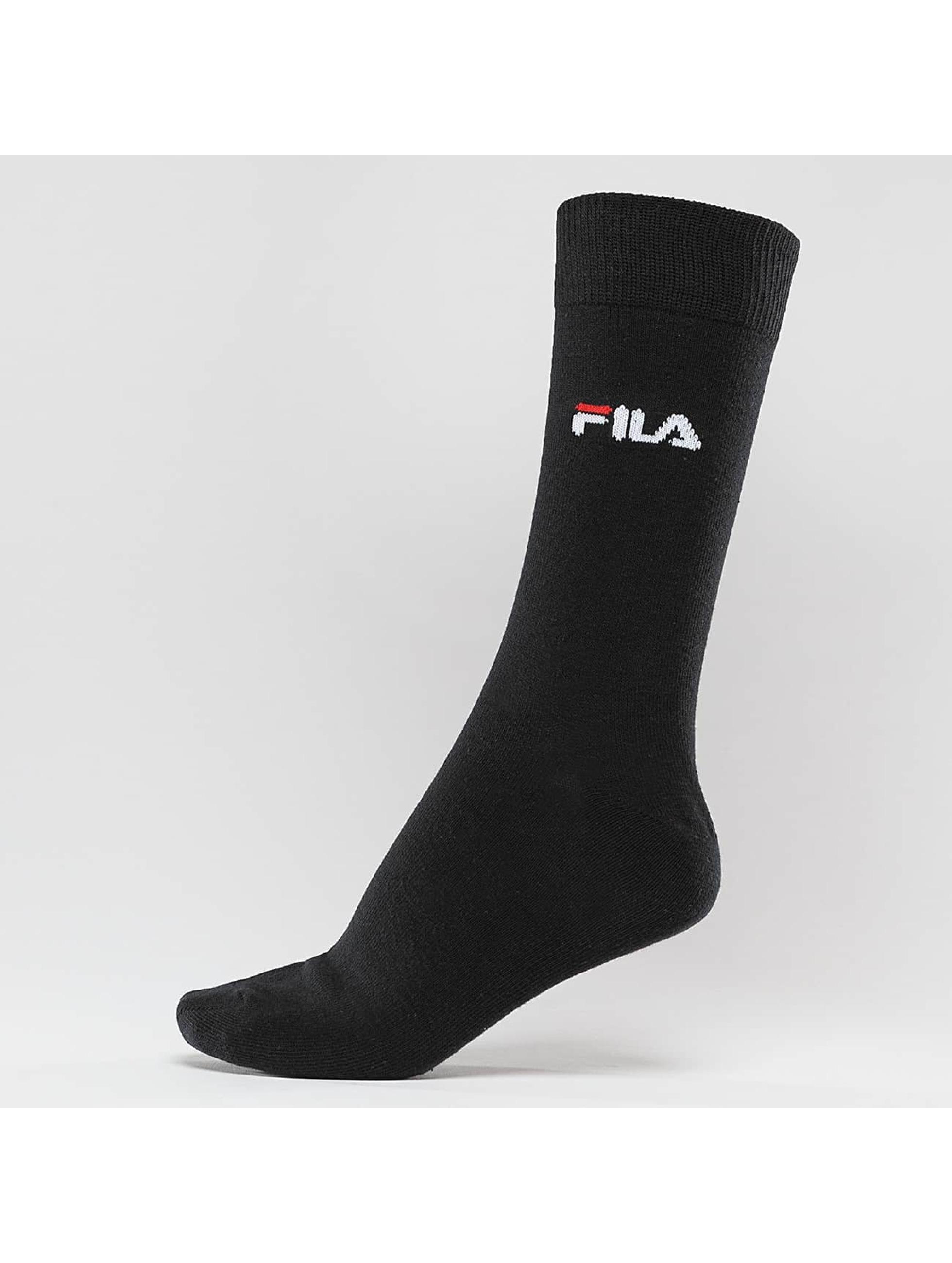 FILA Ponožky 3-Pack modrá