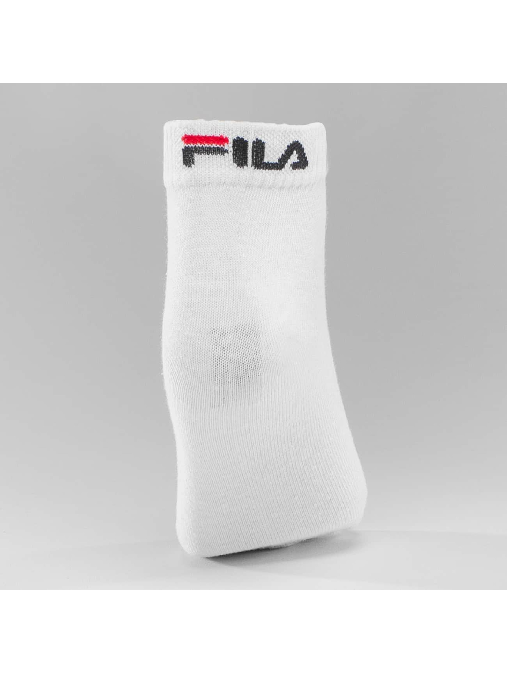 FILA Skarpetki 3-Pack Training bialy