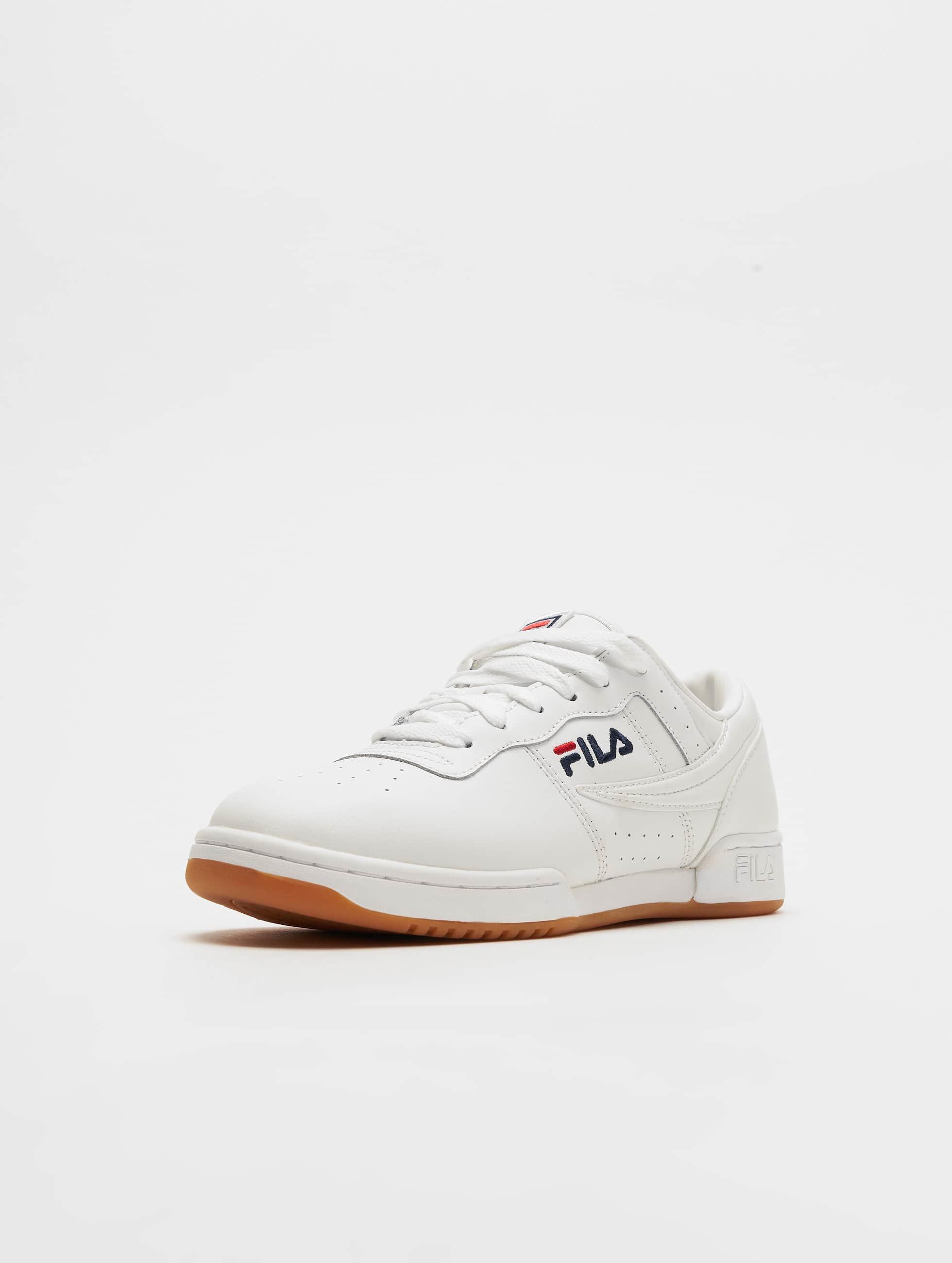 FILA Sneaker Heritage Original Fitness Low bianco