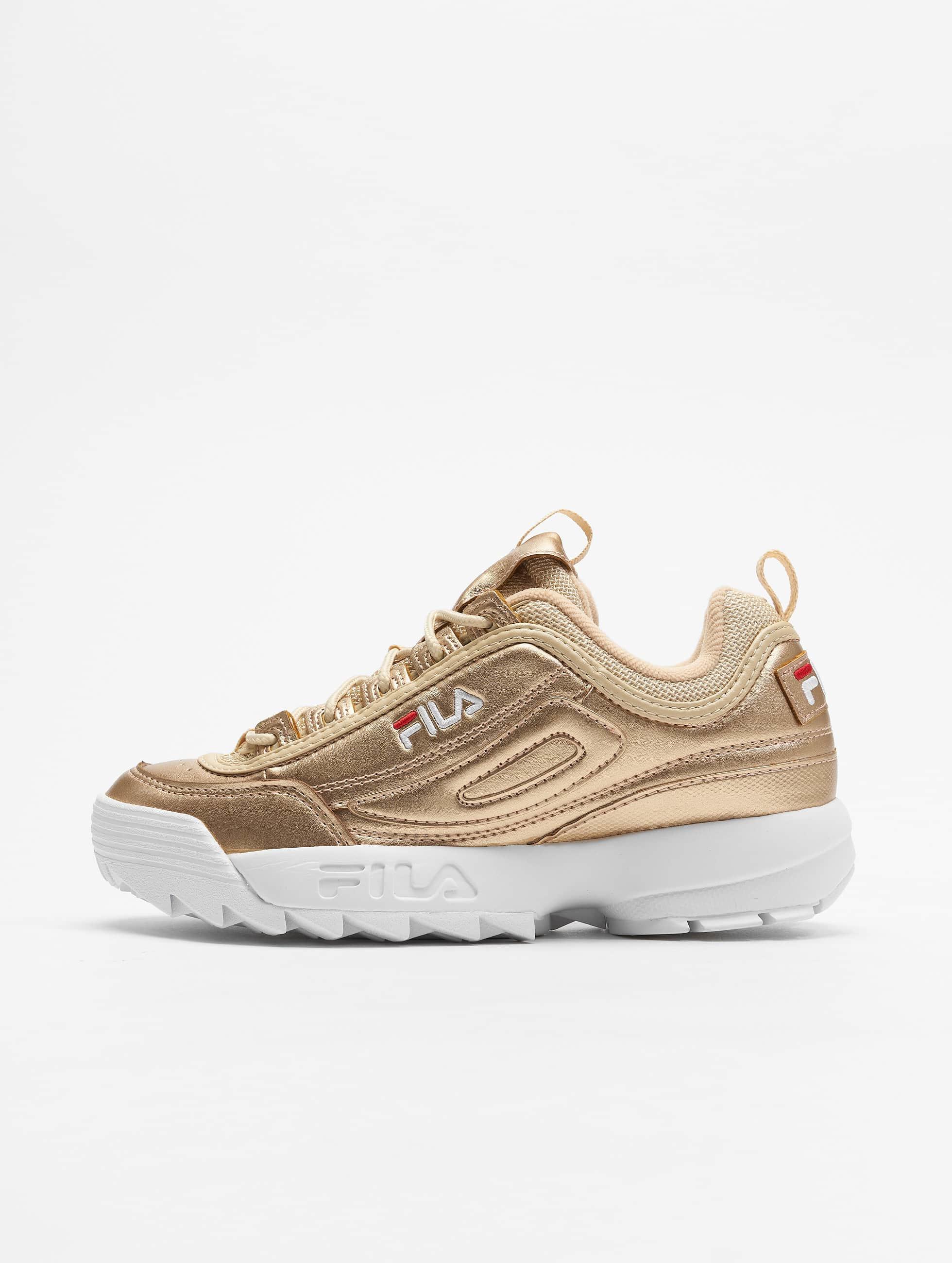 5d7319534a5 FILA schoen / sneaker Heritage Disruptor MM in goud 668470