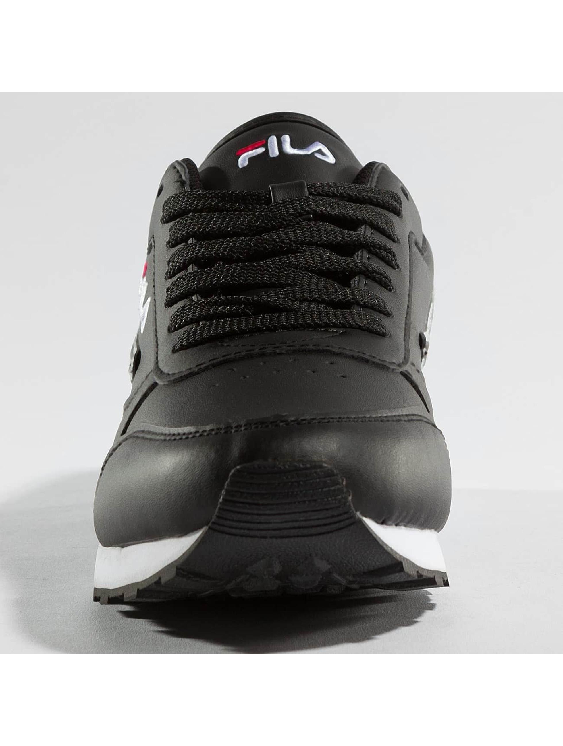 FILA Sneaker Orbit Low schwarz