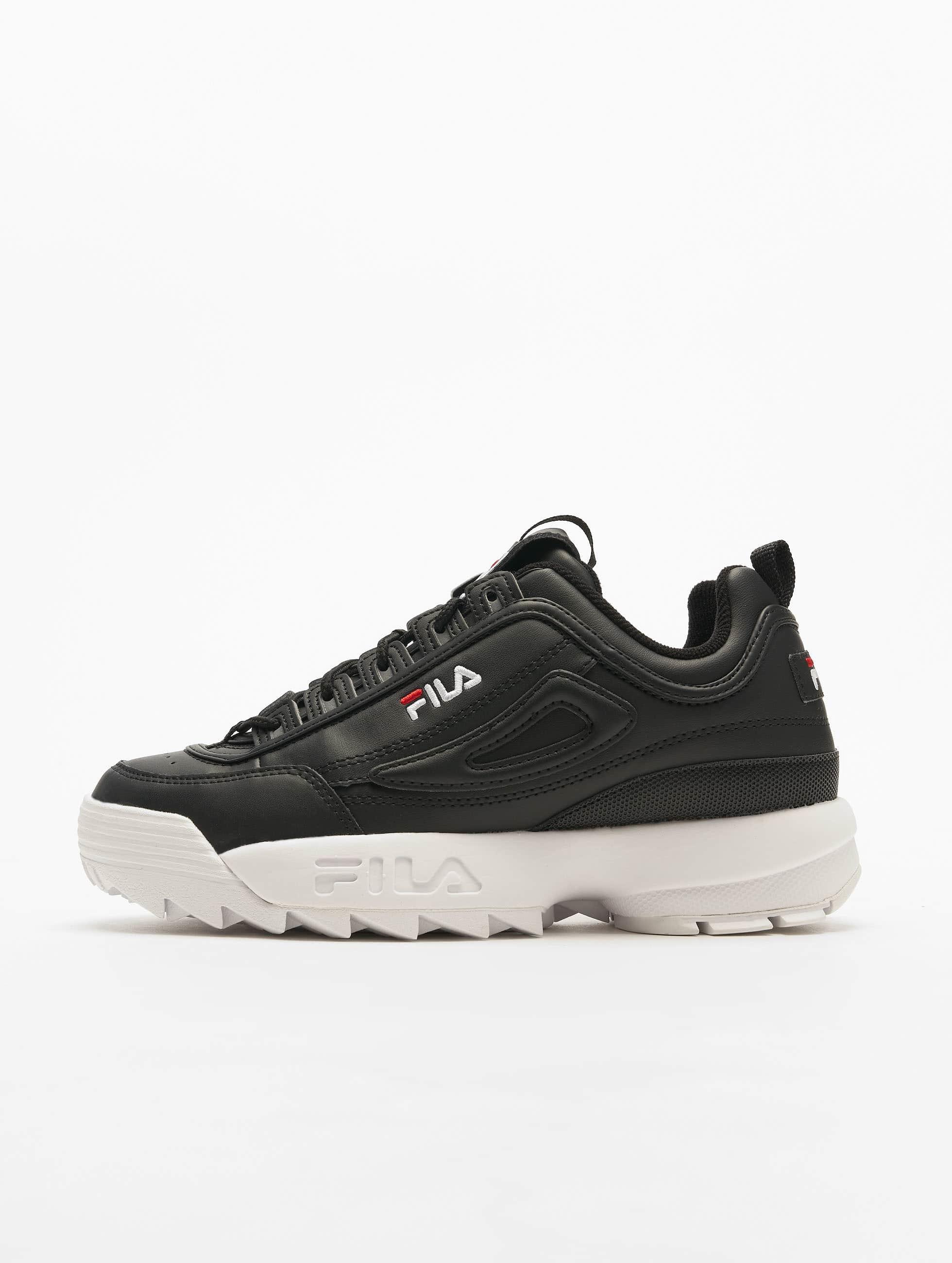 Fila Disruptor Low Sneakers Black
