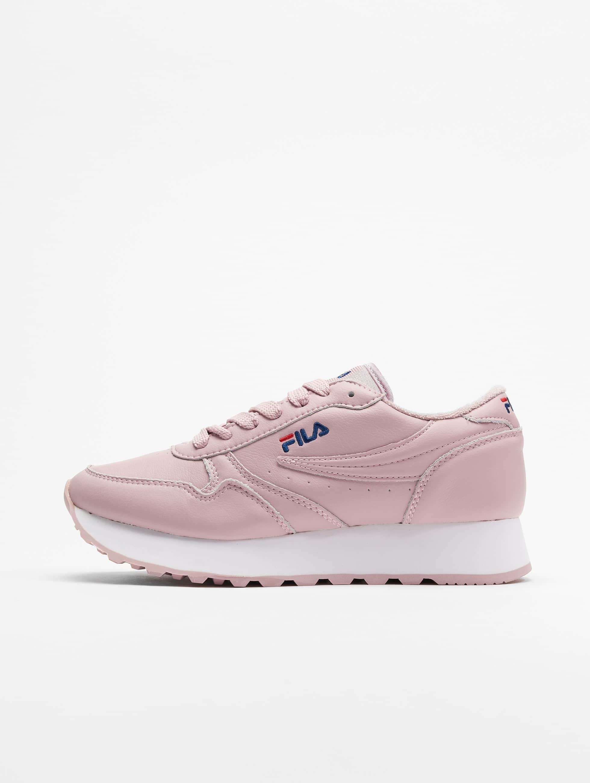 FILA Heritage Orbit Zeppa Low Sneakers Keepsake Lilac