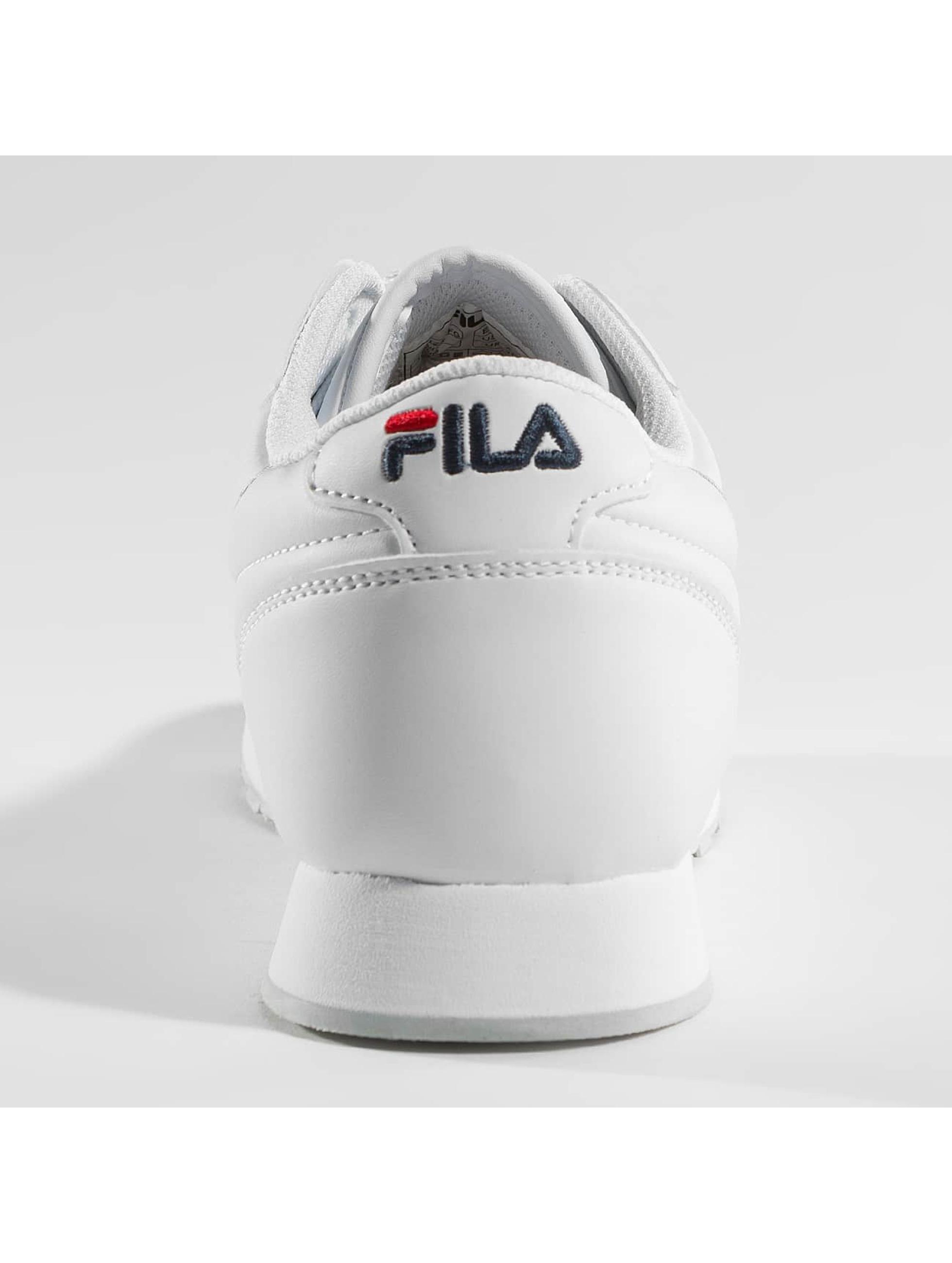 FILA Sneaker Orbit Low weiß