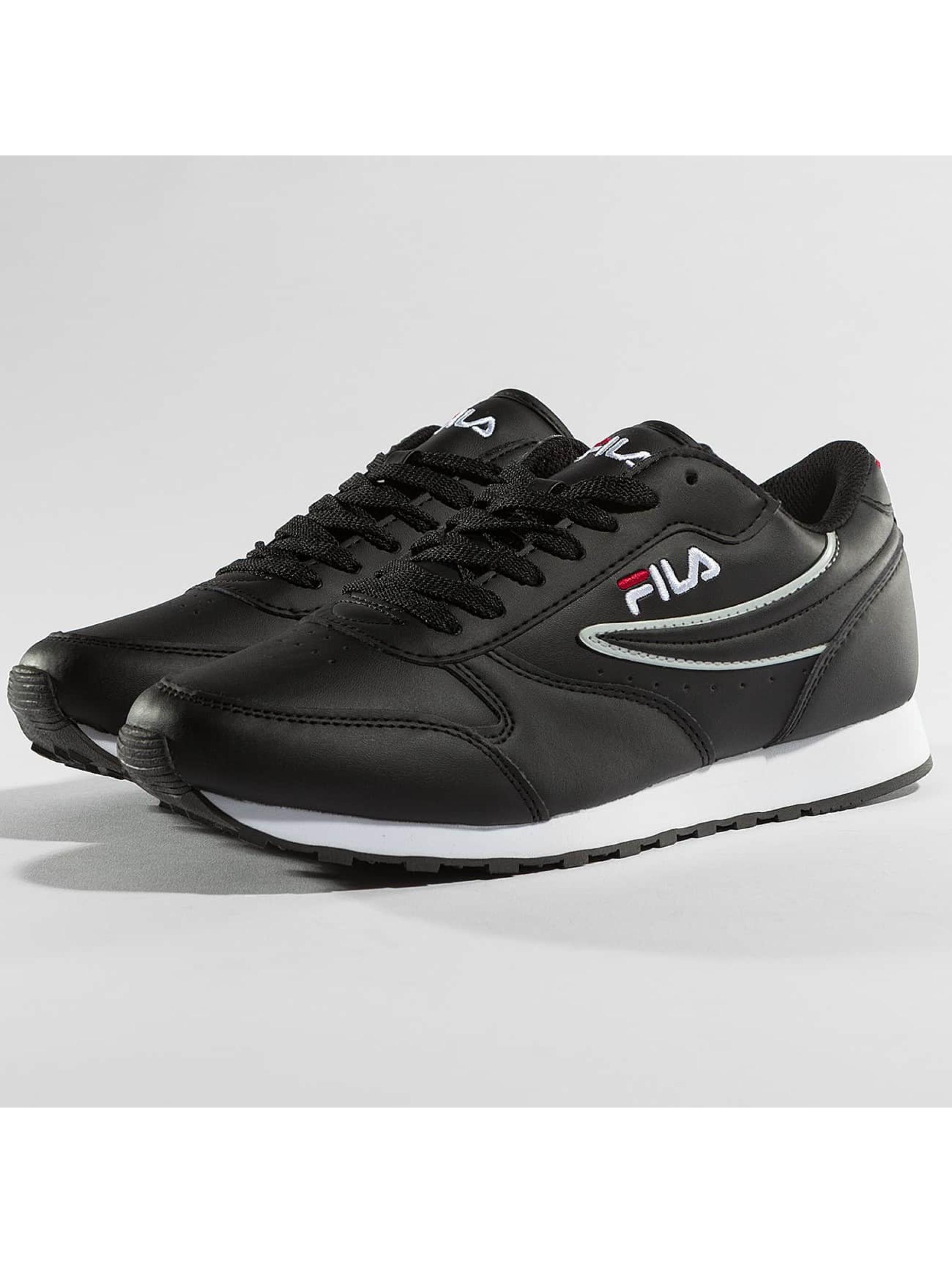 FILA sneaker Orbit Low zwart