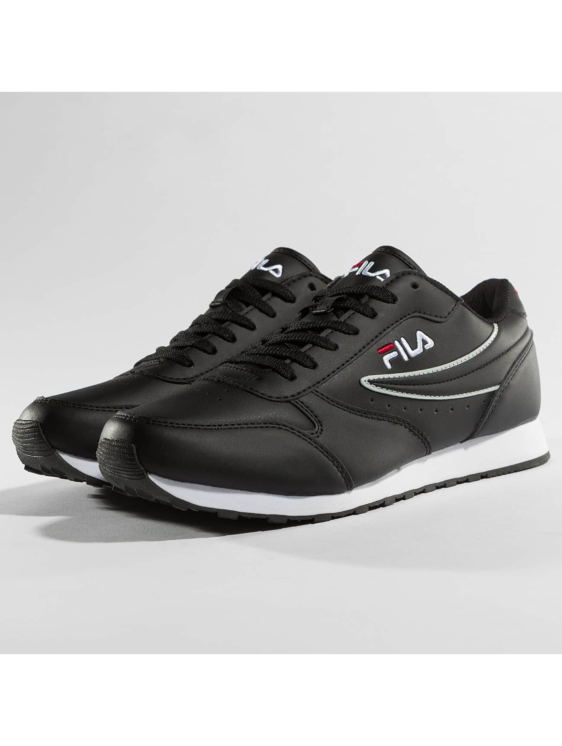 FILA sneaker Orbit Low zwart
