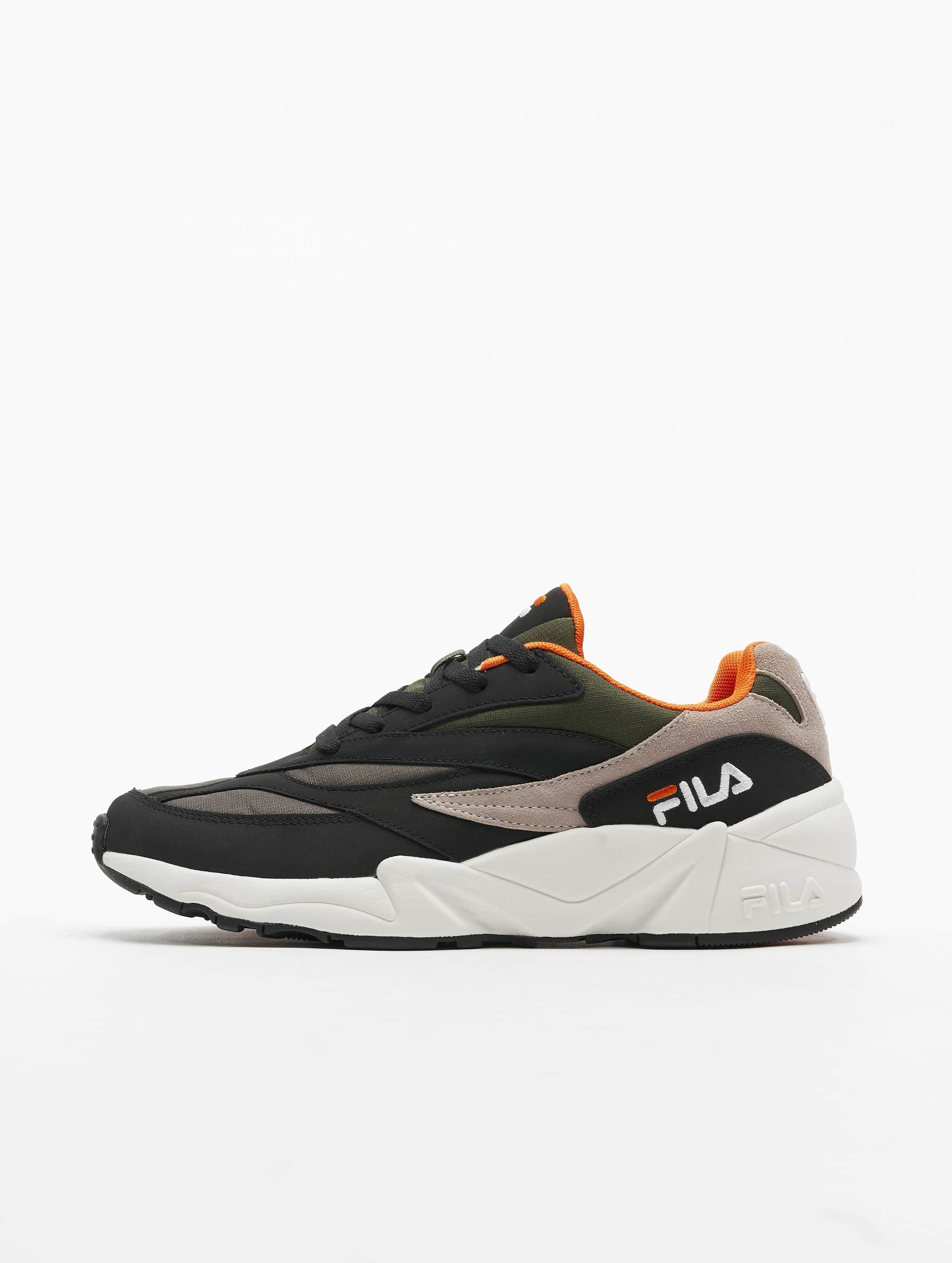 Fila Heritage V94M N Low Sneakers BlackForest Night