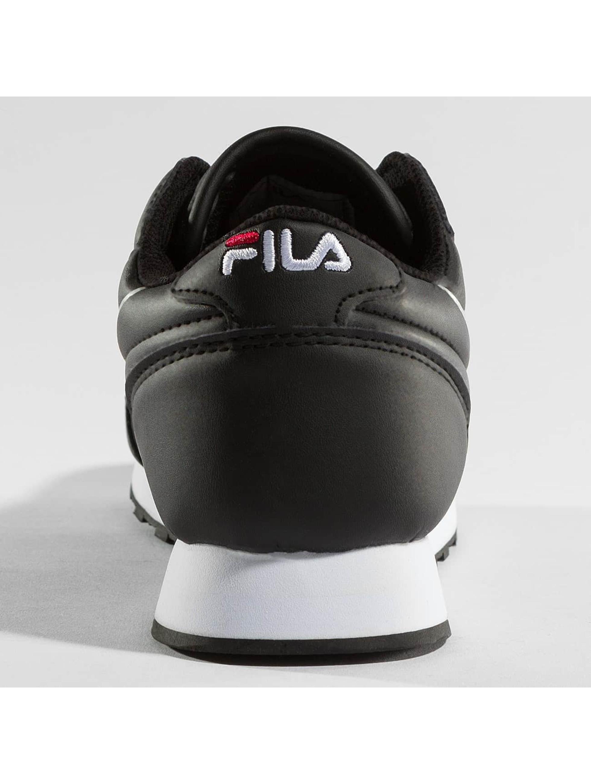 FILA Sneakers Orbit Low czarny
