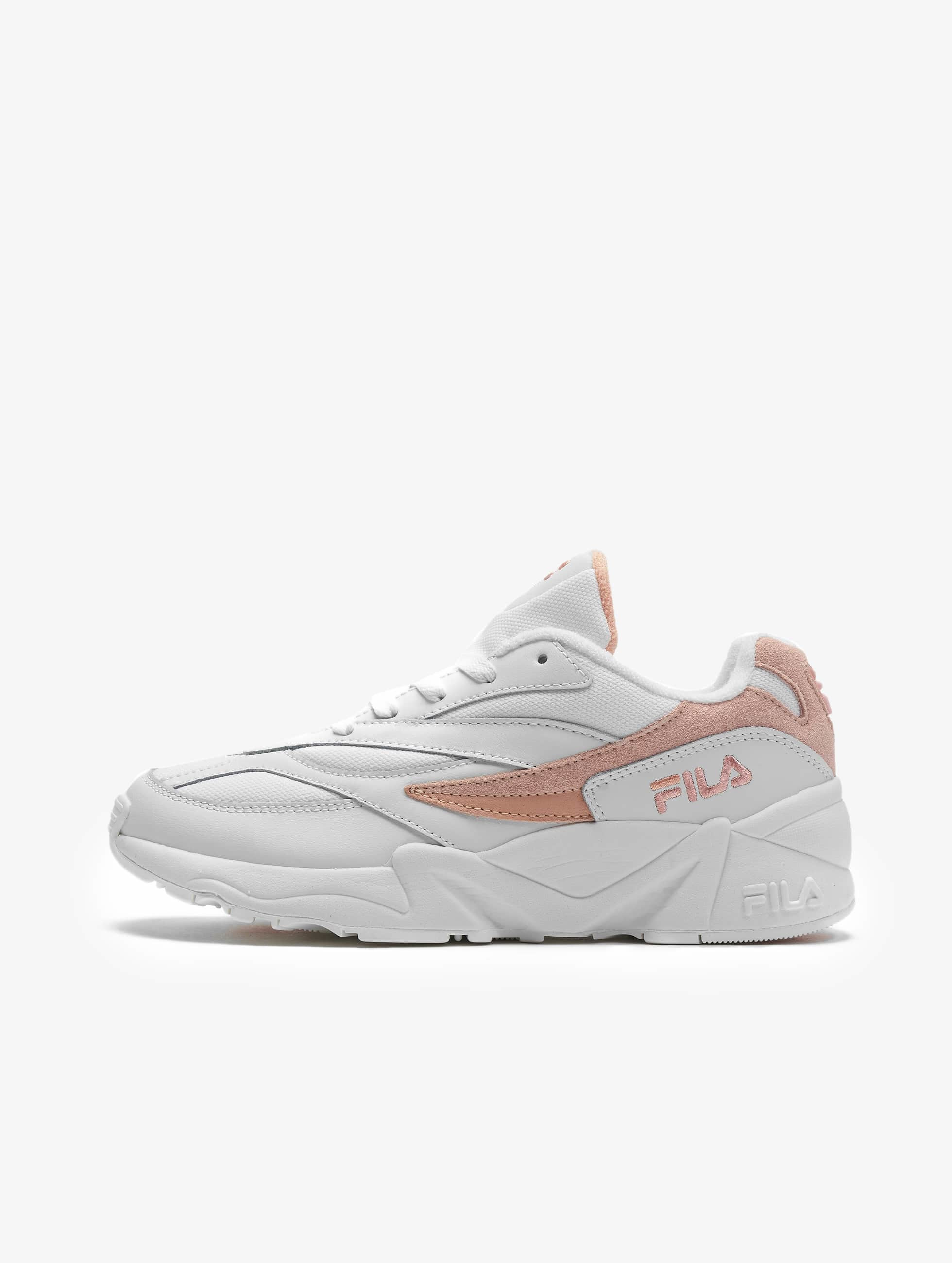 Fila Heritage V94M Low Sneakers WhiteSalmonChalk Pink