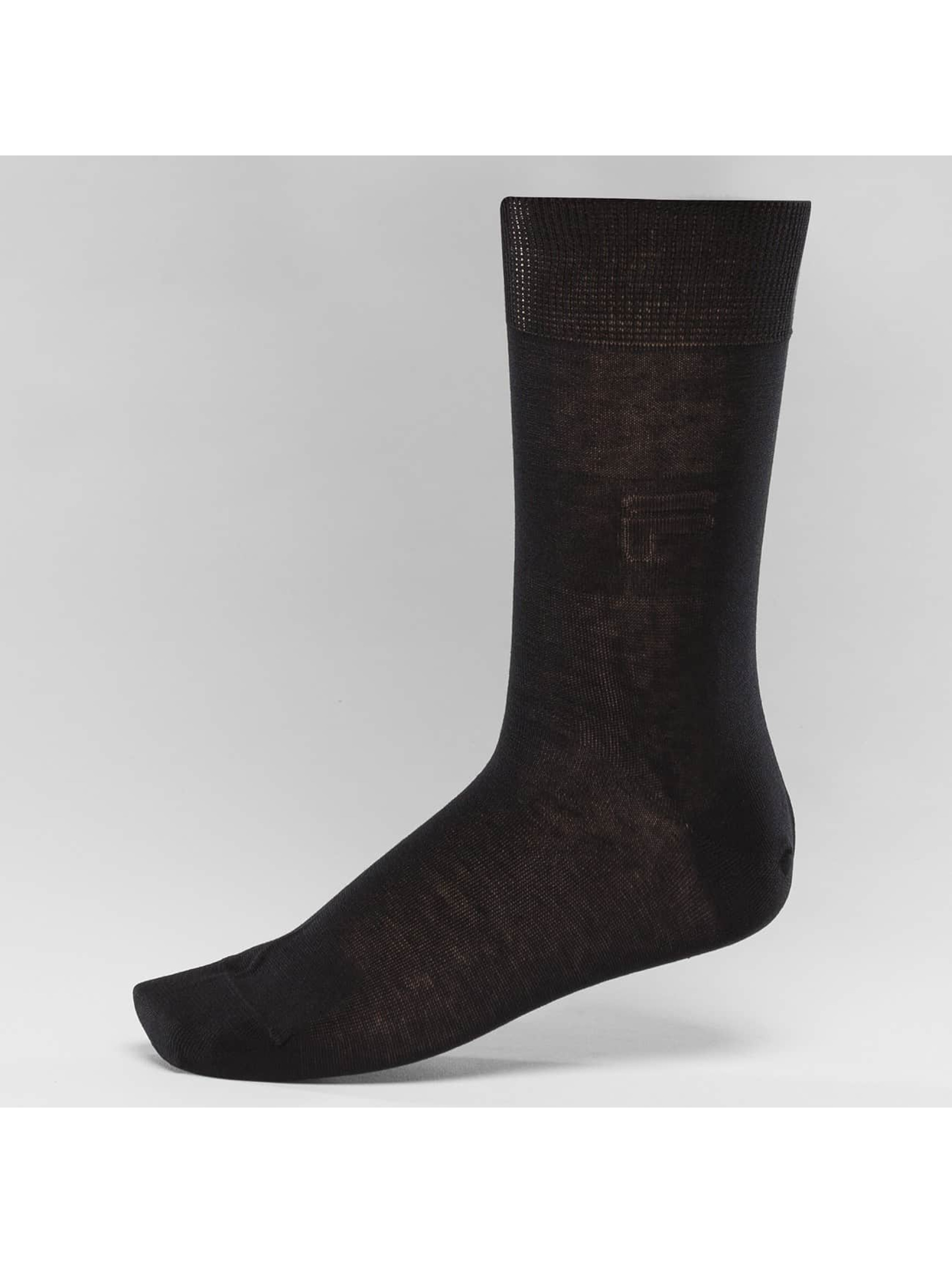 FILA Sokken Normal zwart