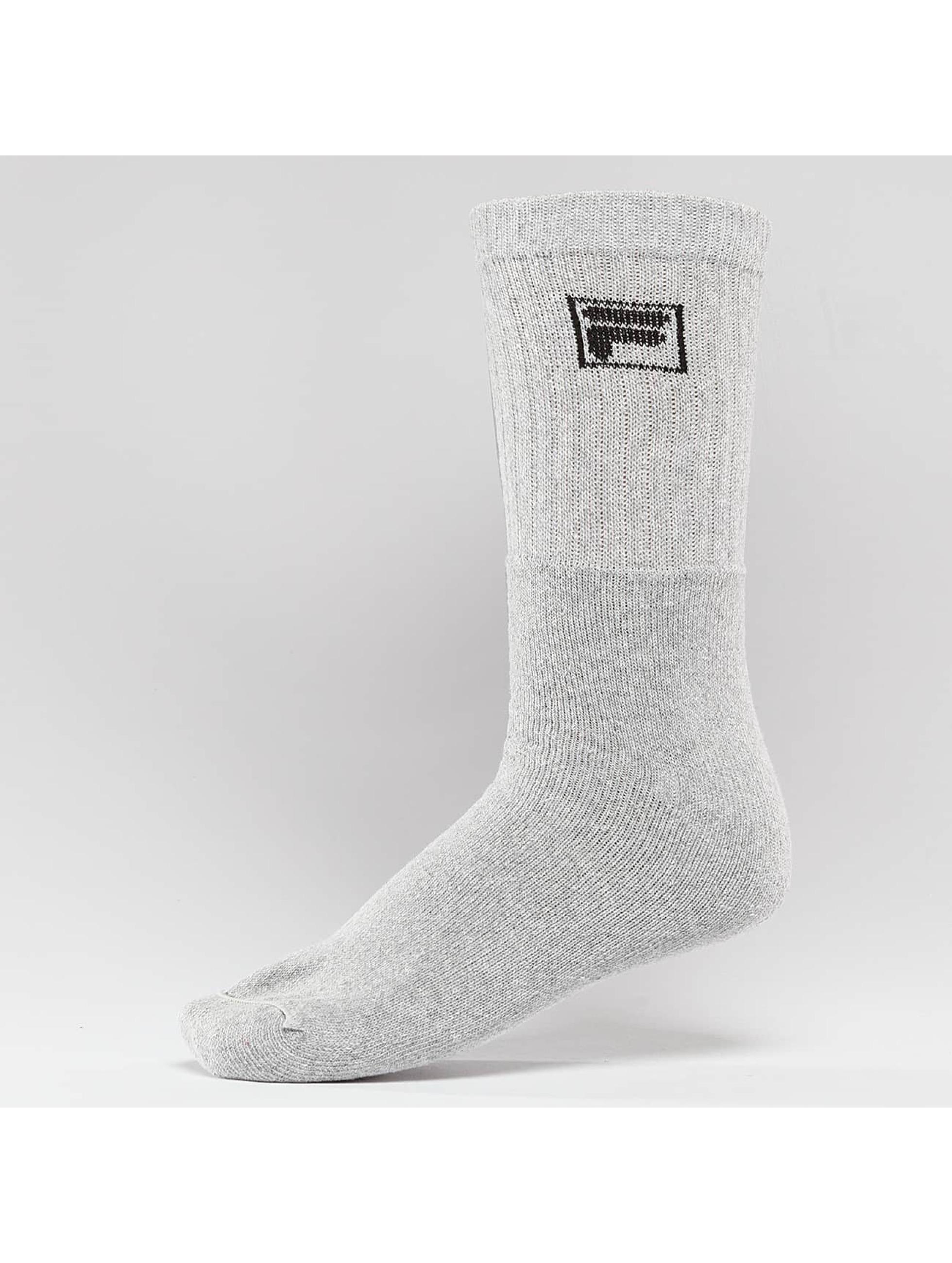 FILA Sokker 3-Pack Sport grå