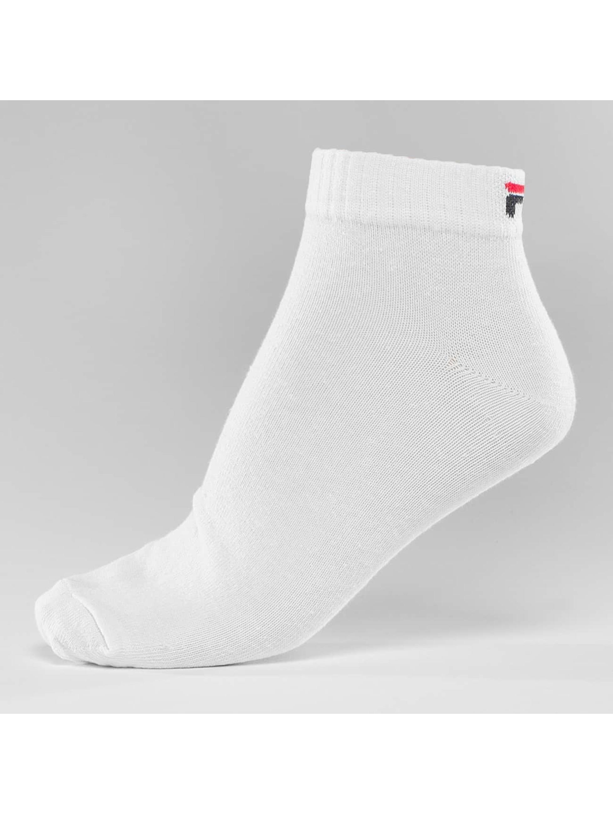 FILA Sokker 3-Pack Training hvit