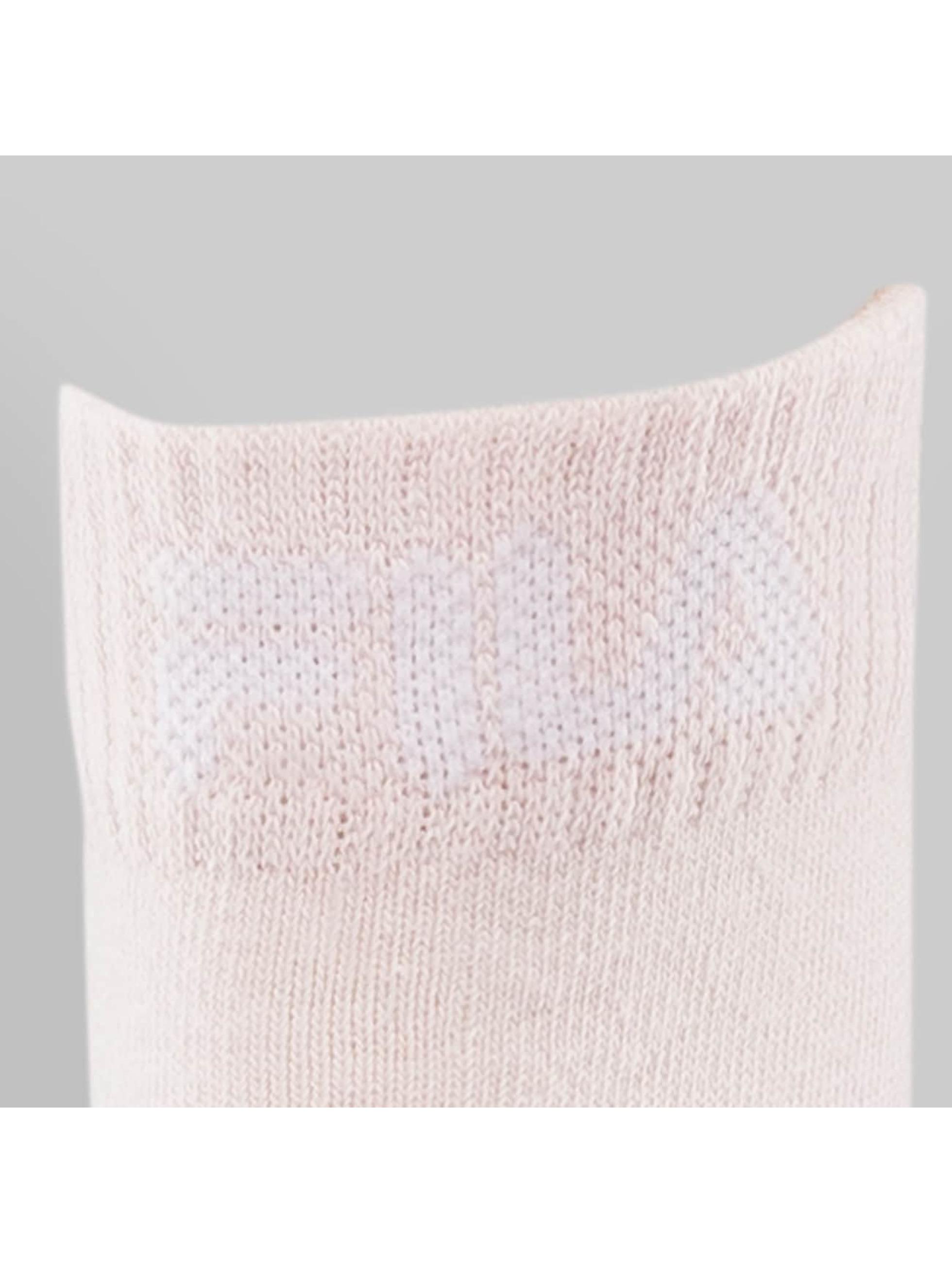 FILA Sokker 3-Pack lyserosa
