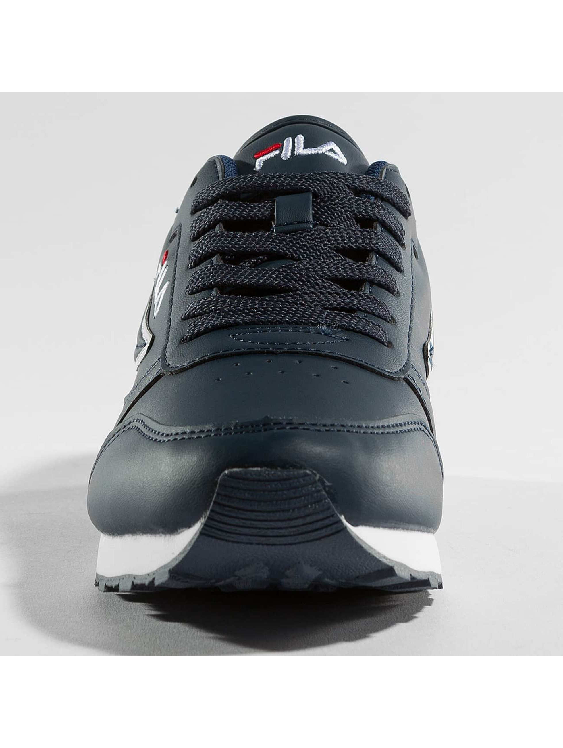 FILA Tøysko Orbit Low blå