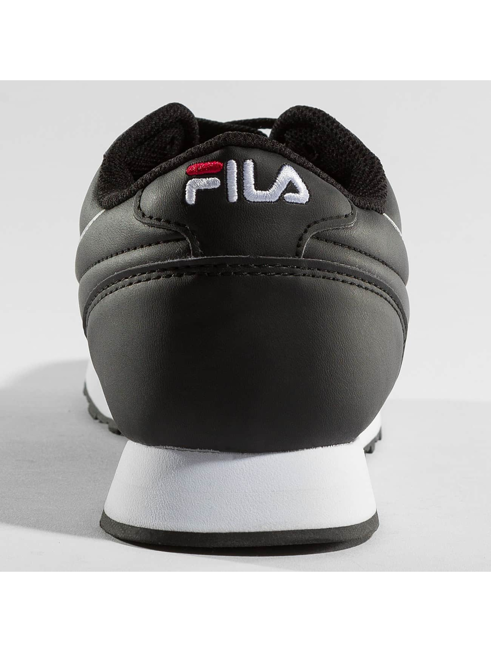 FILA Tøysko Orbit Low svart