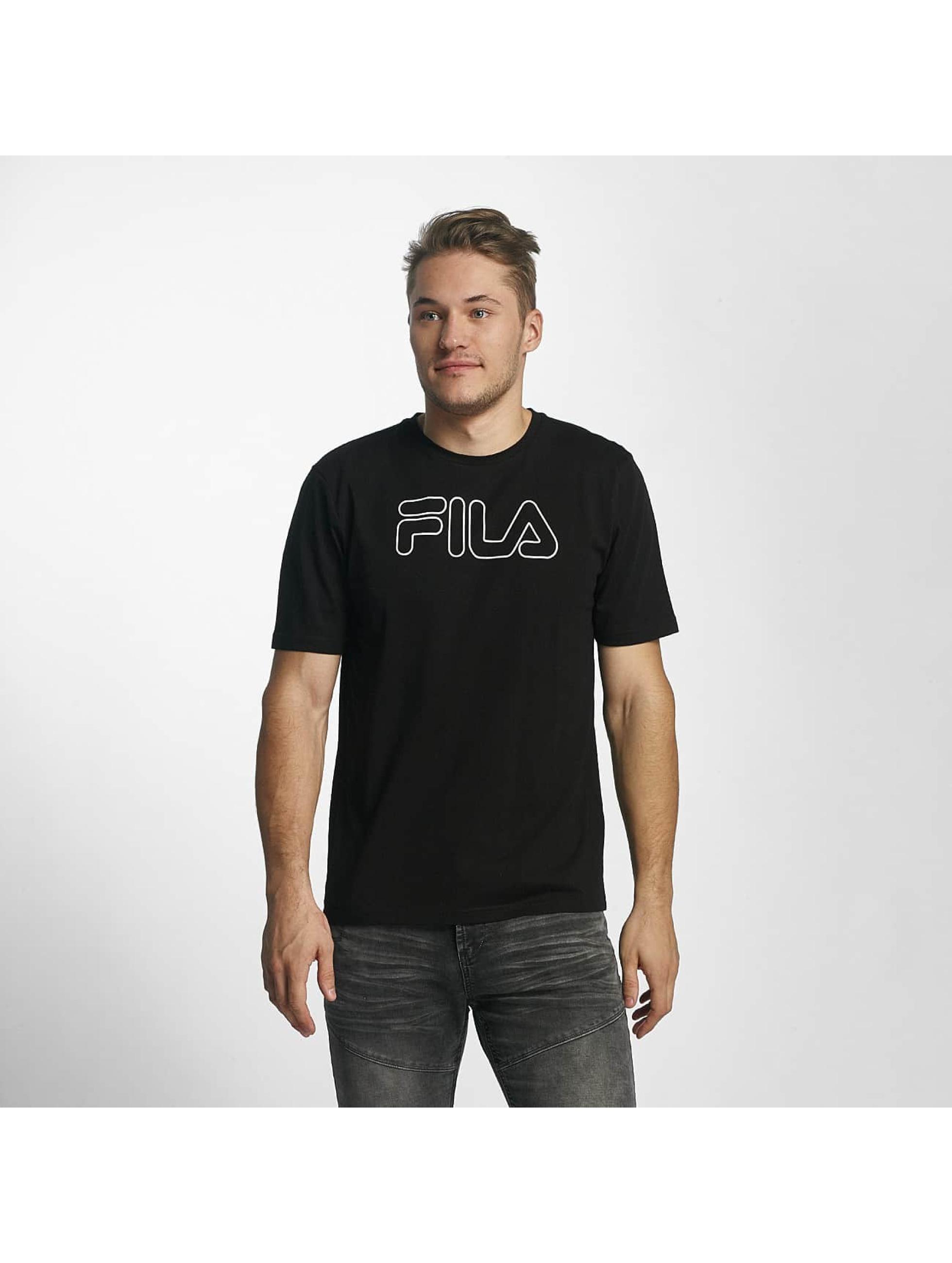 FILA T-paidat Core Line musta