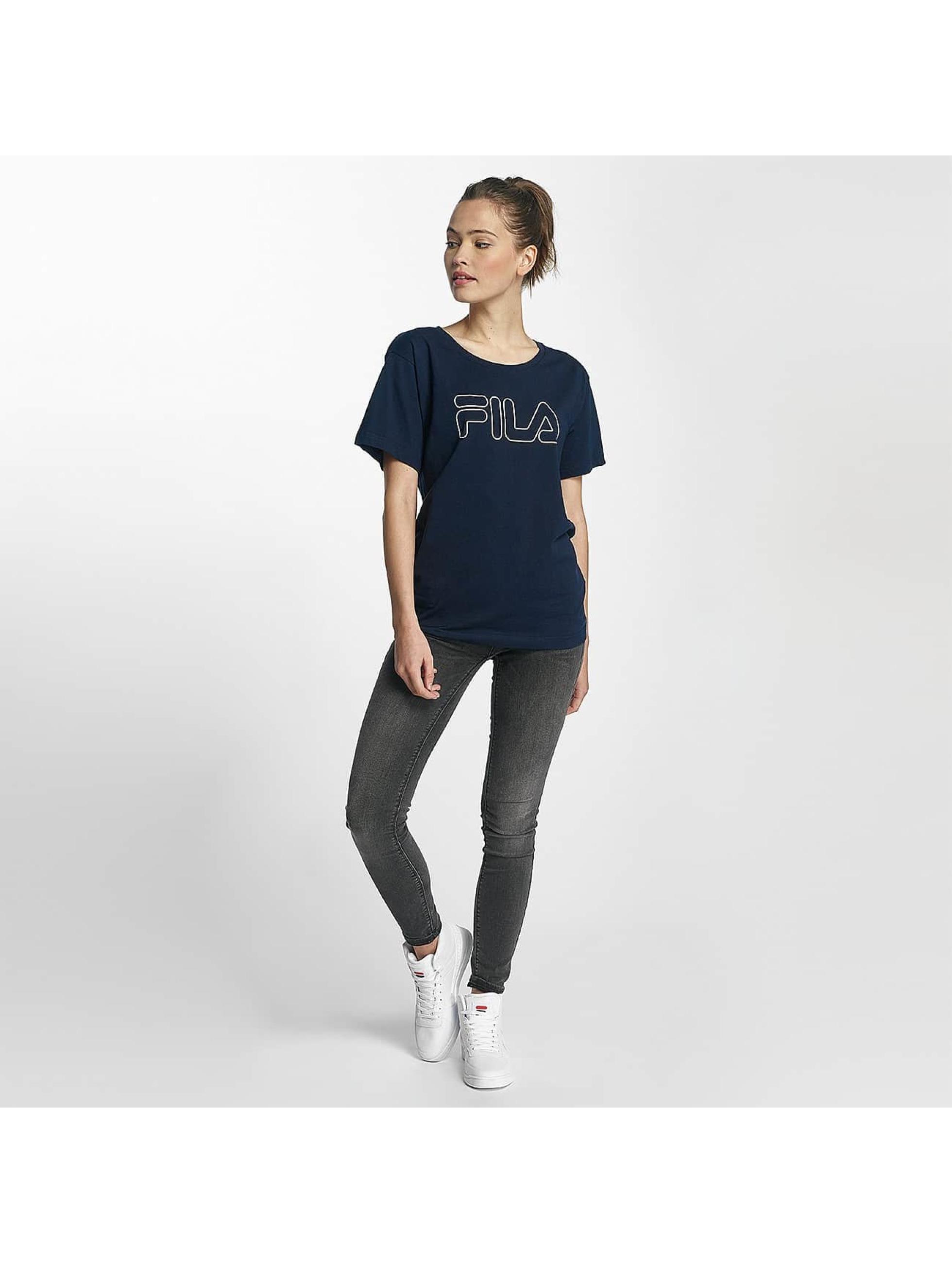 FILA t-shirt Core Line Classic blauw
