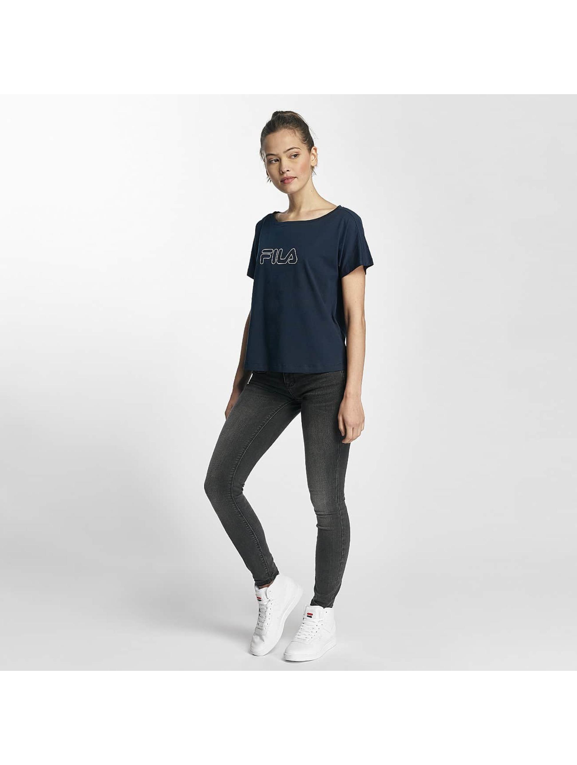 FILA T-Shirt Core Line bleu