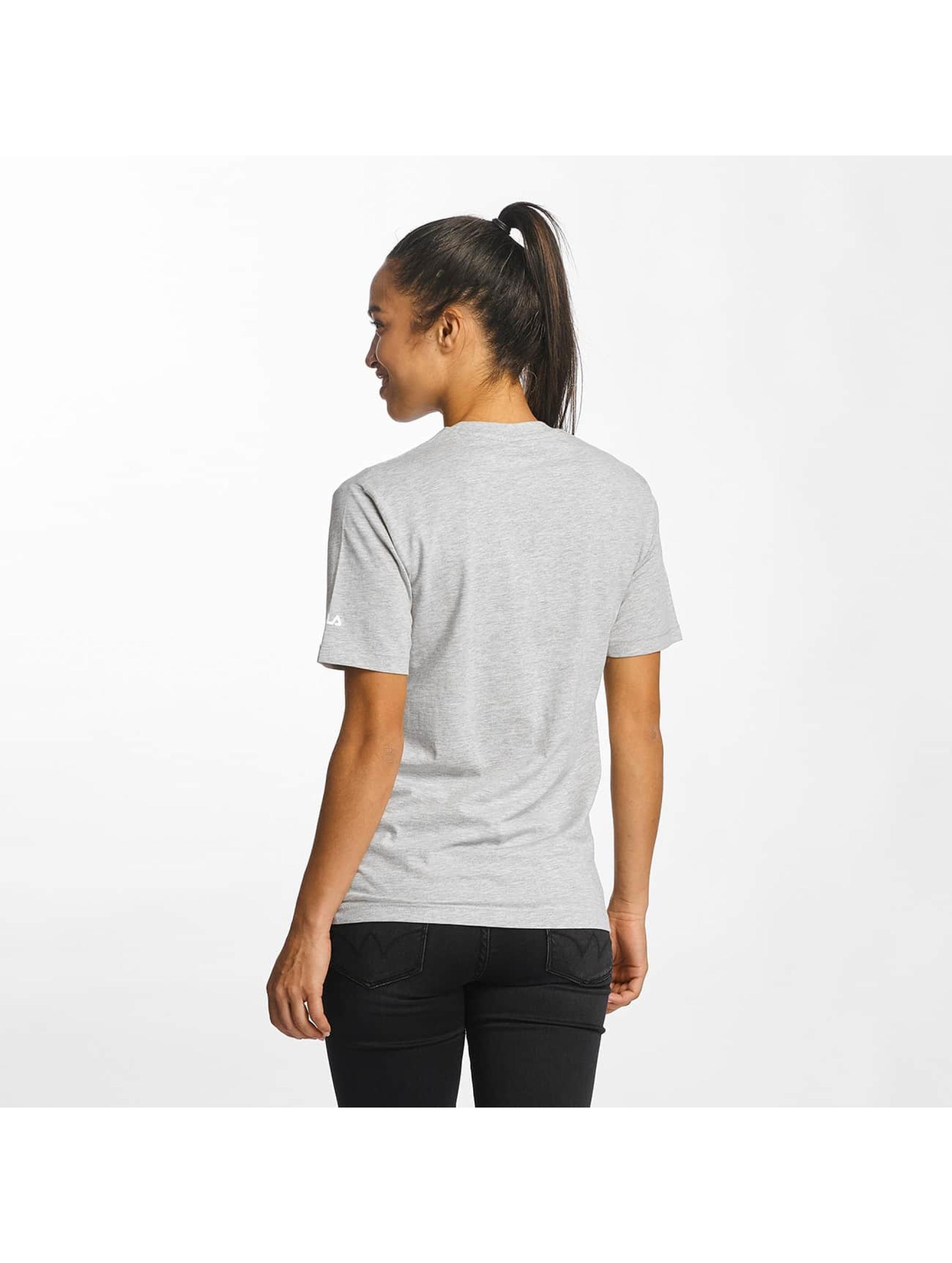 FILA T-Shirt Urban Line Basic Logo grau