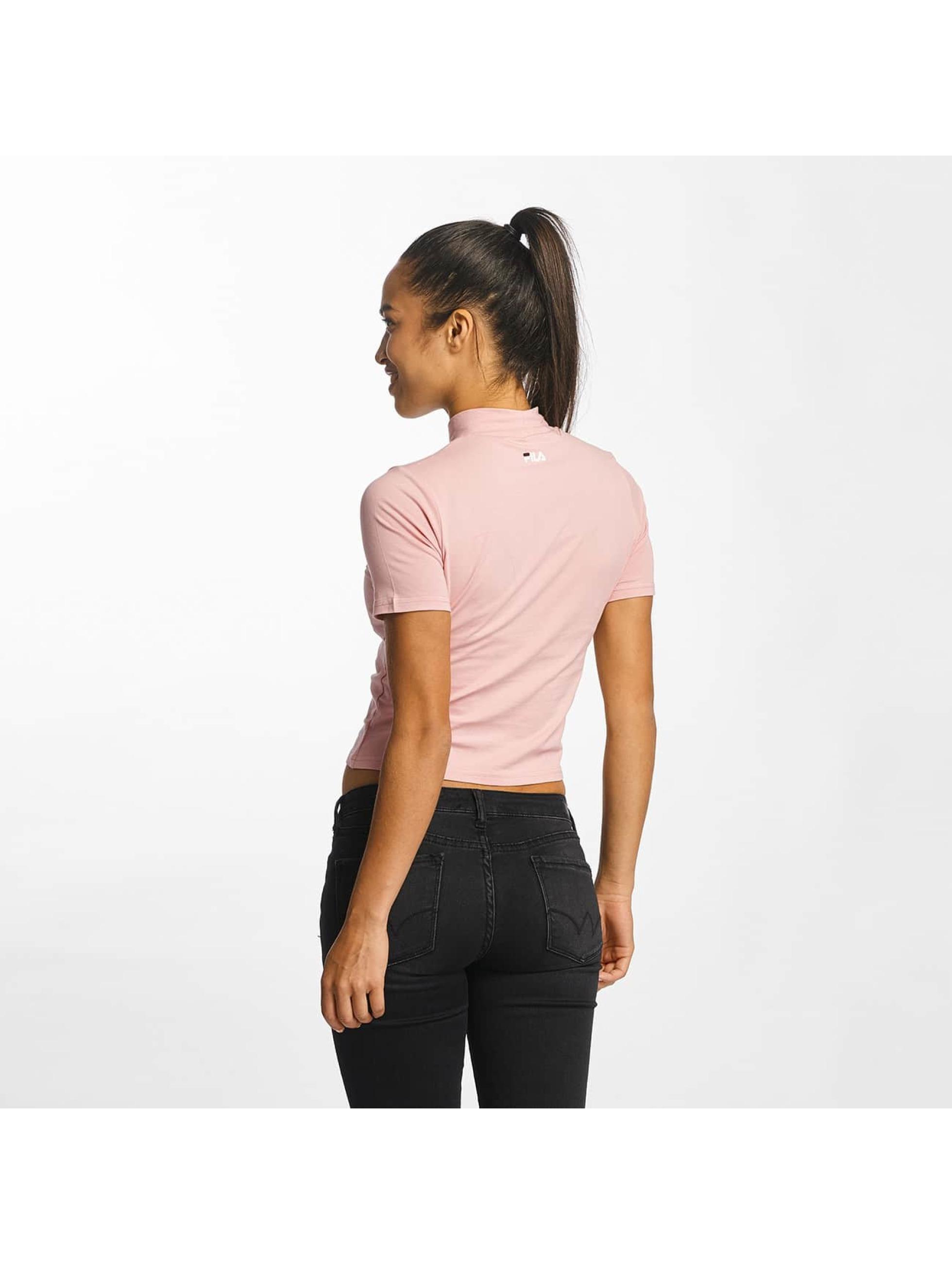 FILA T-Shirt Urban Line Every Turtle rosa