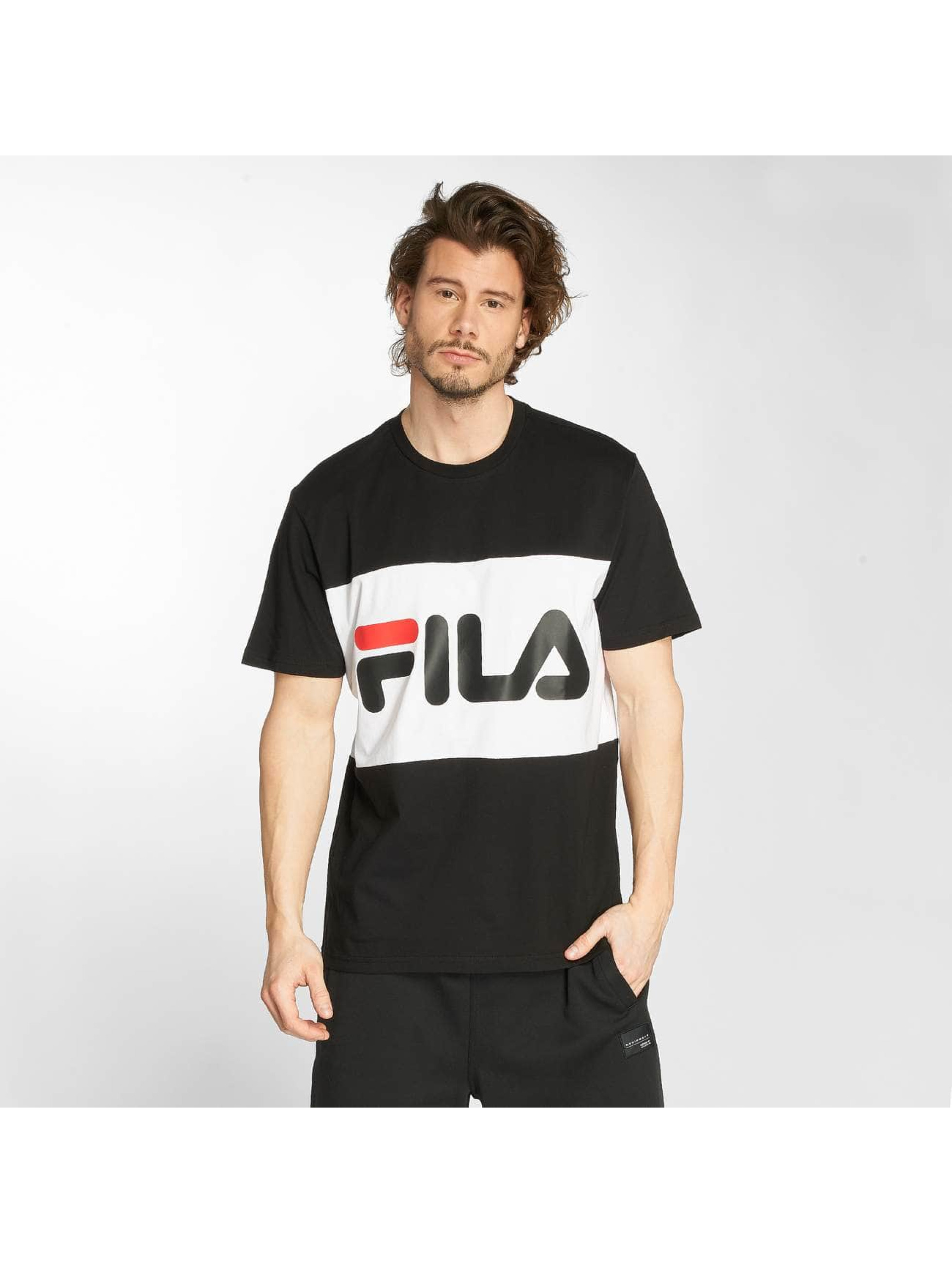 FILA T-Shirt Urban Line Day schwarz