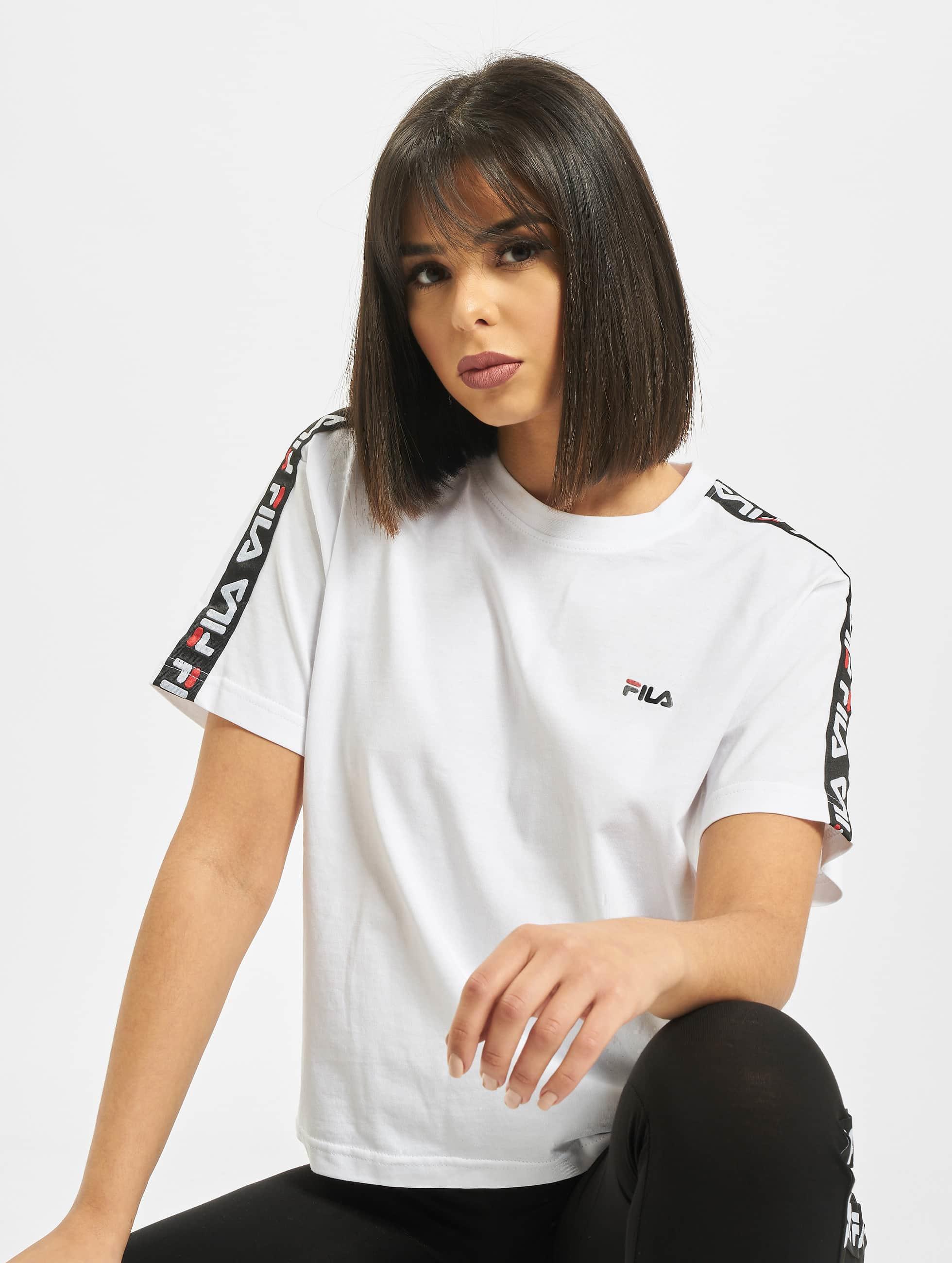 Fila Urban Line Adalmiina T Shirt Bright White