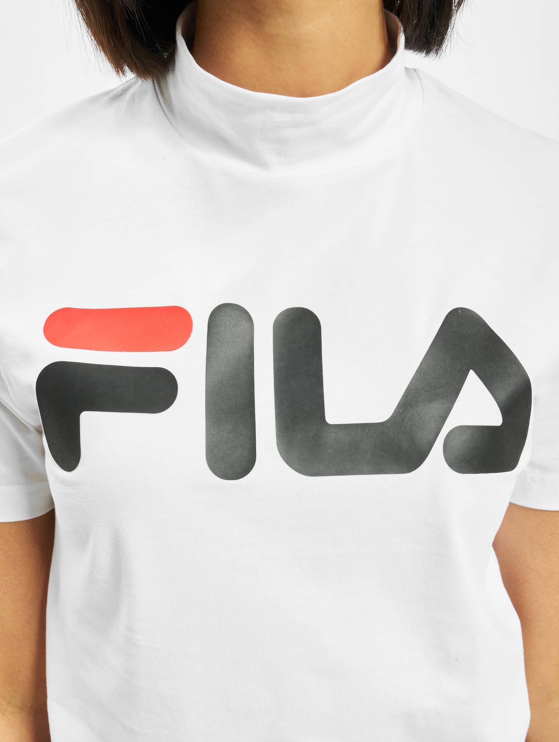 FILA T-shirts Urban Line Every Turtle hvid